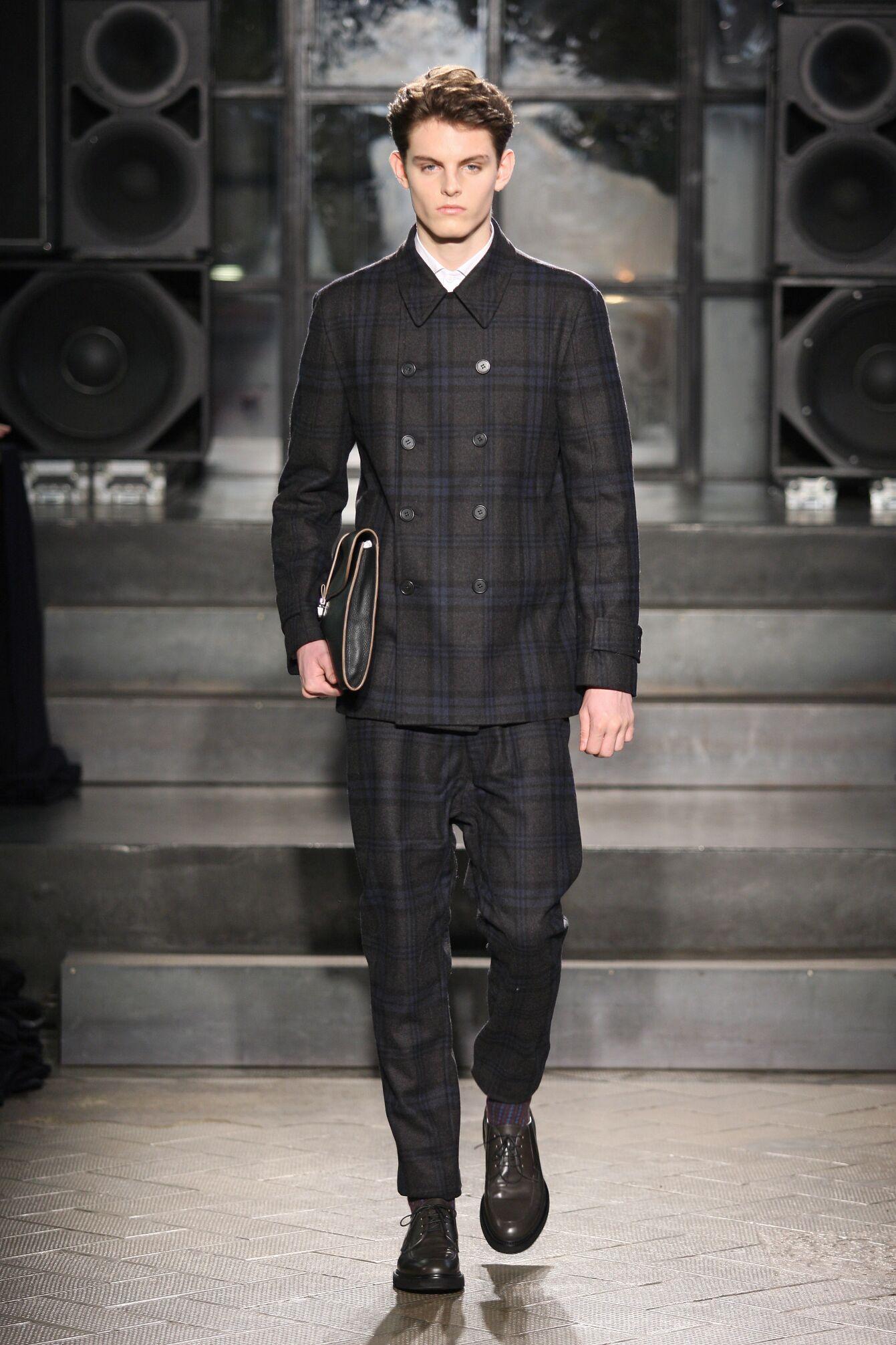 Winter 2014 Man Trends Italy