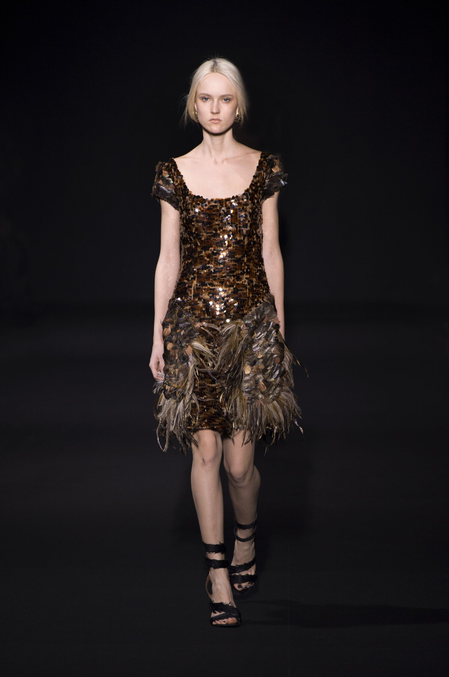 Winter 2014 Runway Alberta Ferretti