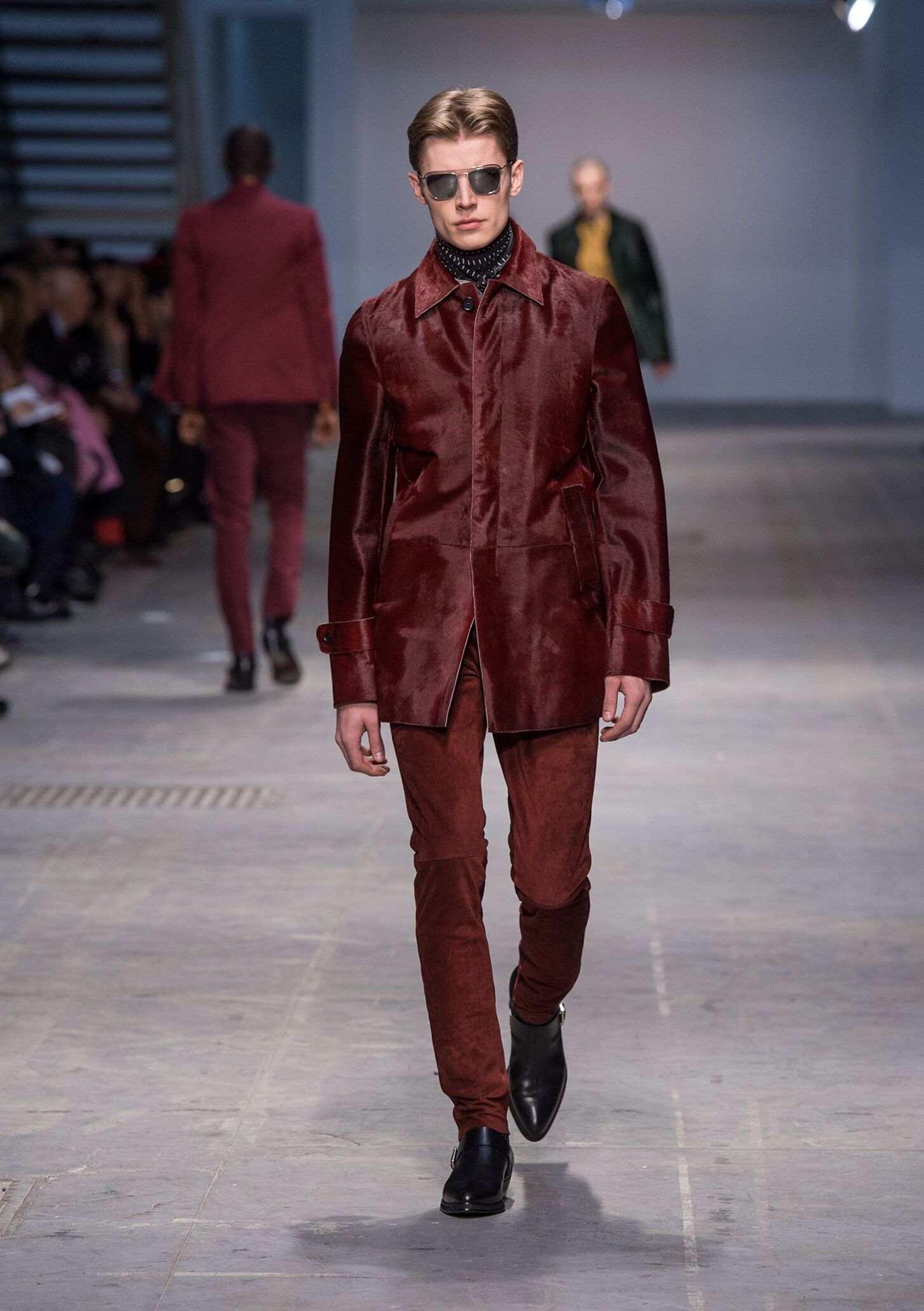 Winter Fashion Trends 2014 2015 Costume National Homme