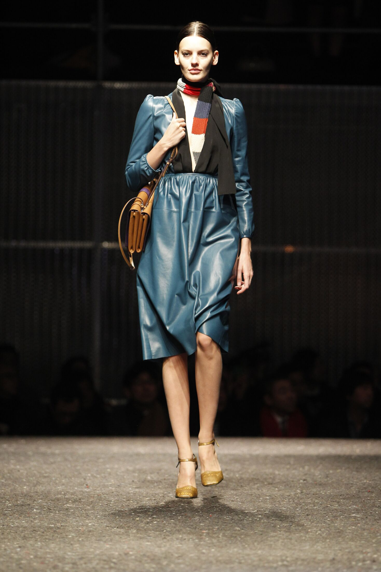 Woman 2014 Fashion Show Prada