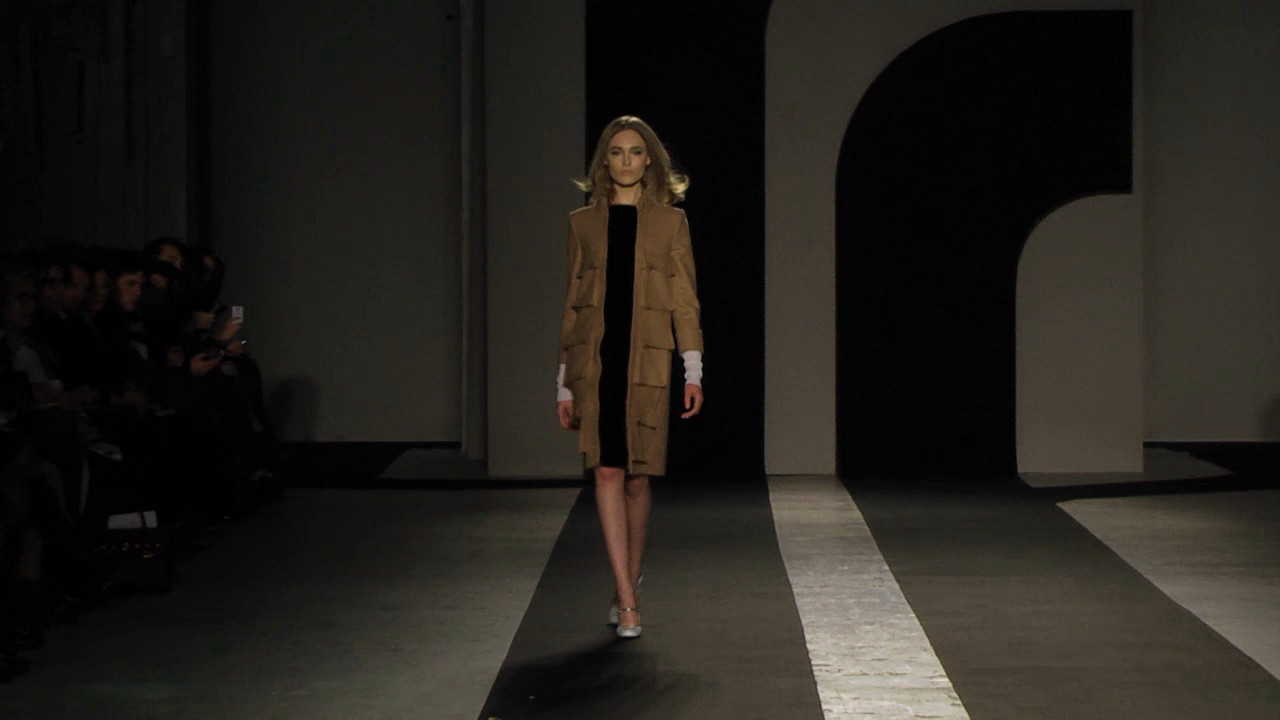 Andrea Incontri Fall Winter 2014-15 Women's Fashion Show - Milano Fashion Week