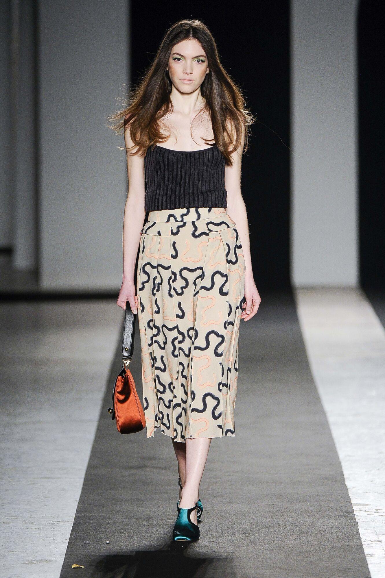 Andrea Incontri Milano Fashion Week Womenswear