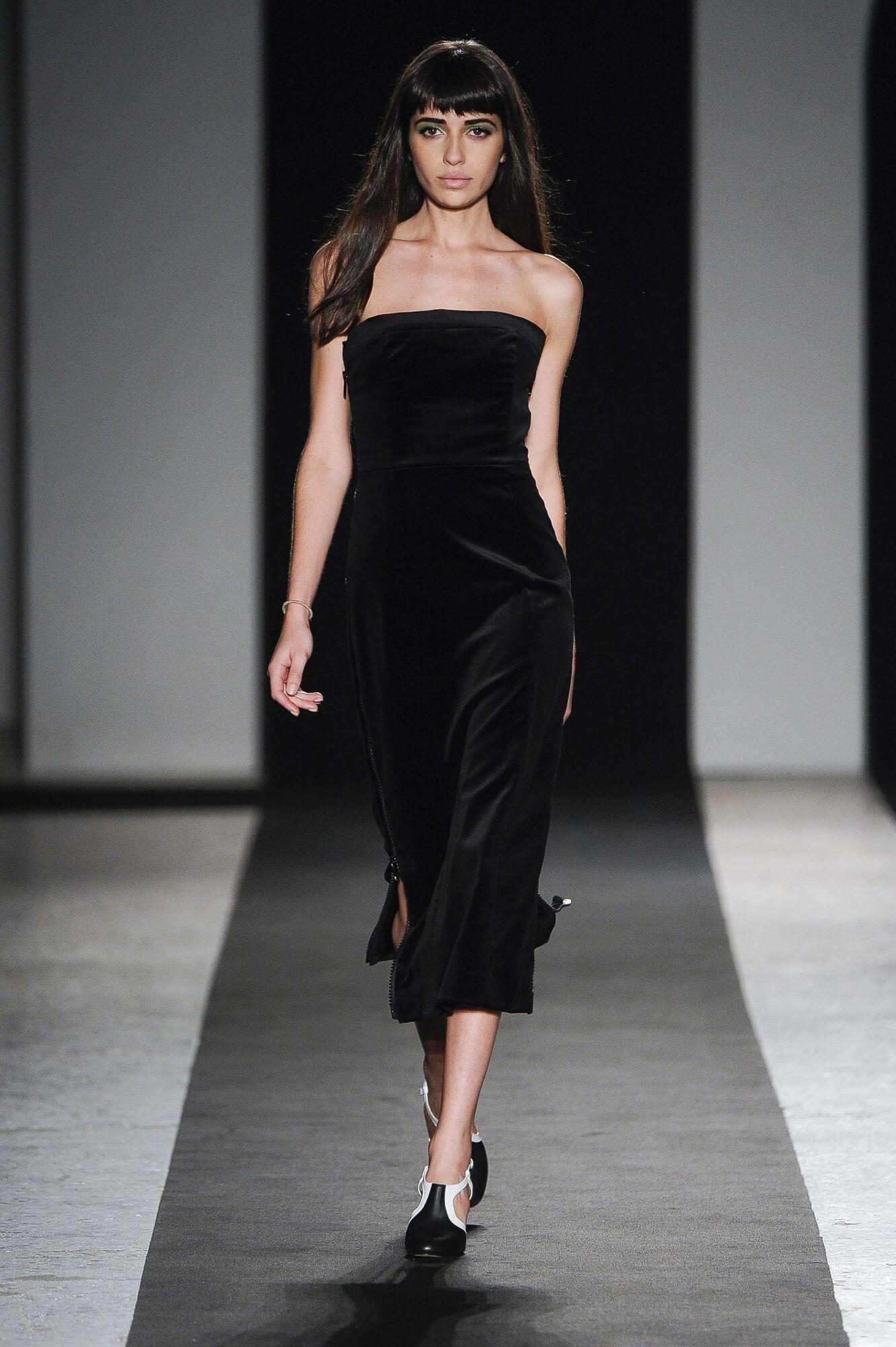 Winter Dress Trends 2014 Woman