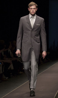 CANALI SPRING SUMMER 2014 MEN'S COLLECTION – MILANO FASHION WEEK