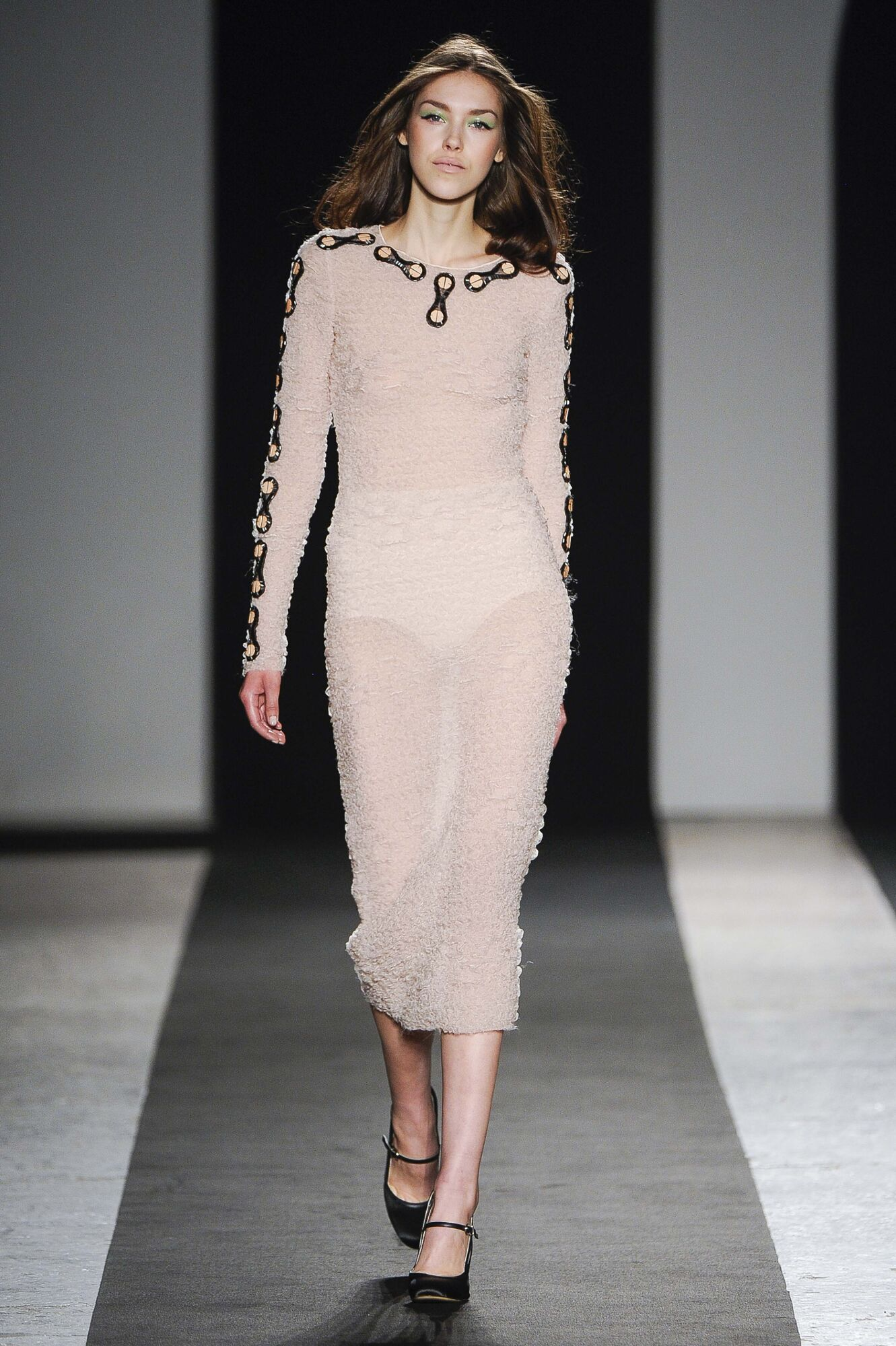 Catwalk Andrea Incontri Fall Winter 2014 15 Women Collection Milano Fashion Week