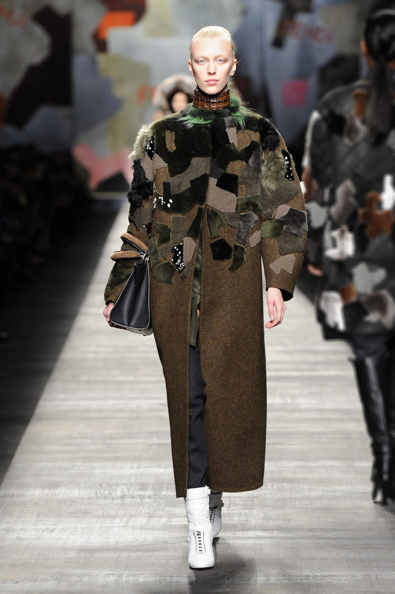 FENDI FALL WINTER 2014-15 WOMEN'S COLLECTION | The Skinny Beep