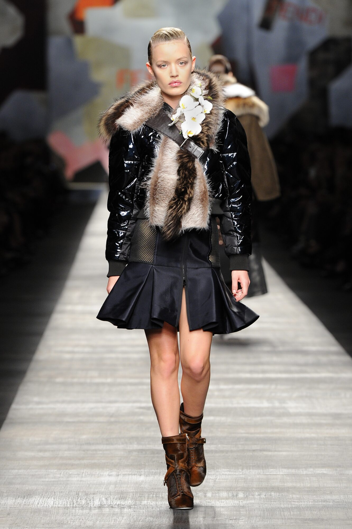 Catwalk Fendi Winter 2014
