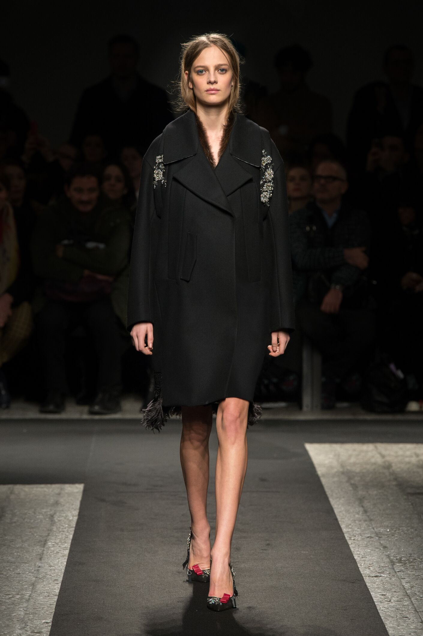 Catwalk N°21 Fall Winter 2014 15 Women's Collection Milano Fashion Week