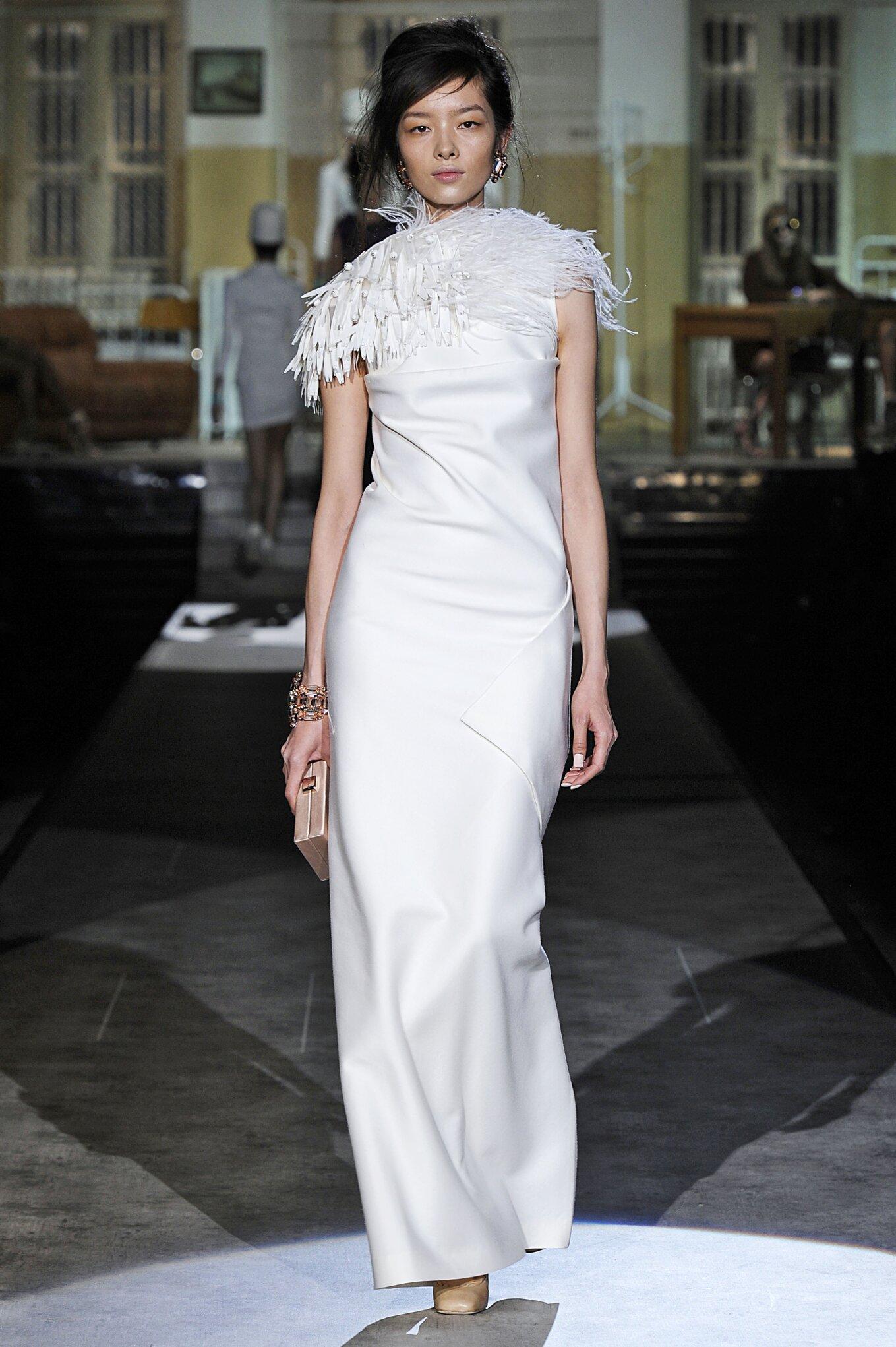 Dsquared2 Fall Winter 2014 15 Women Collection Milan Fashion Week Fashion Show