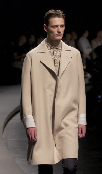 ERMENEGILDO ZEGNA SPRING SUMMER 2014 MEN'S COLLECTION – MILANO FASHION WEEK