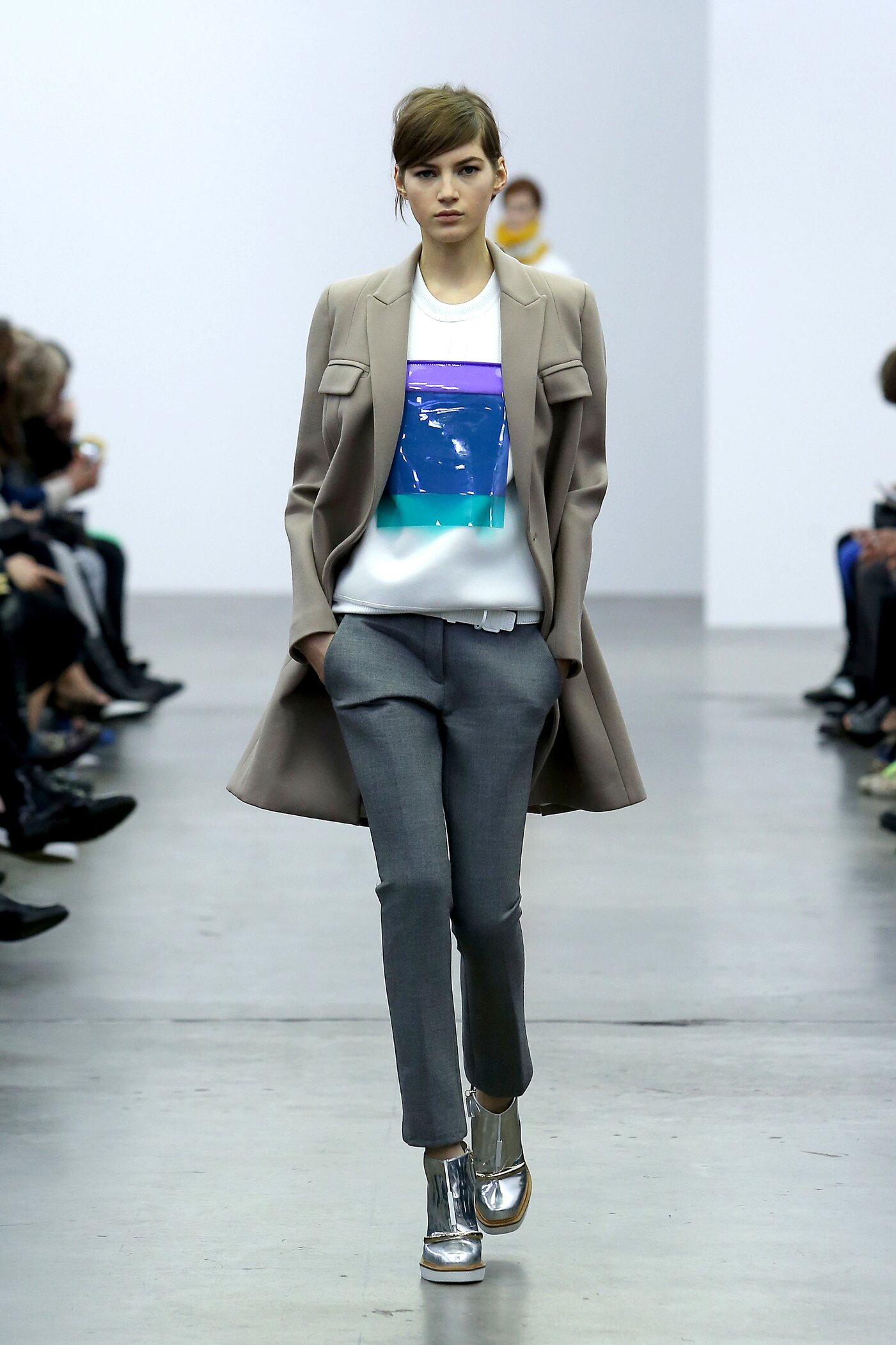 Fall 2014 Women Fashion Show Iceberg