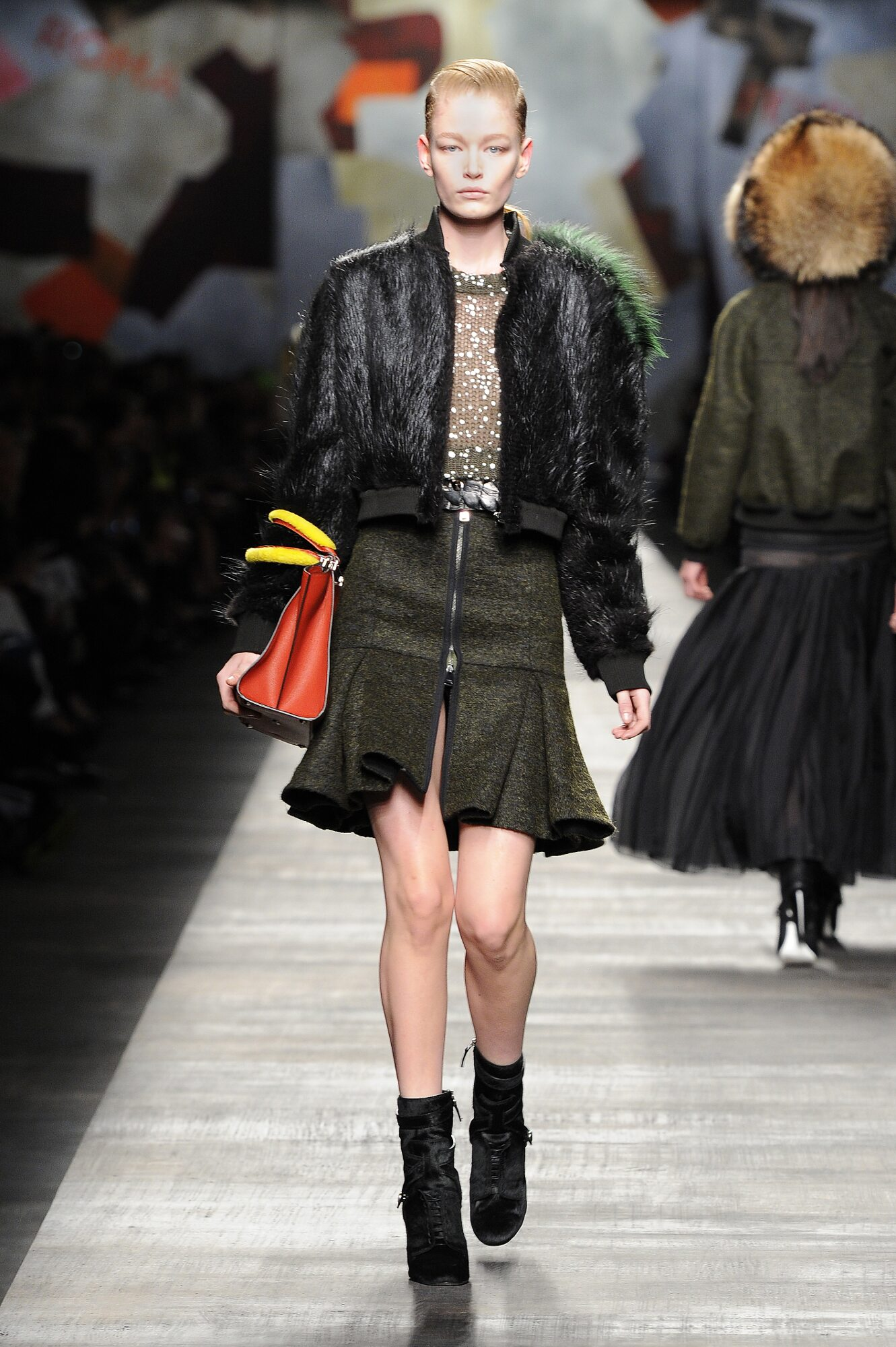 Fall Fashion 2014 2015 Fendi