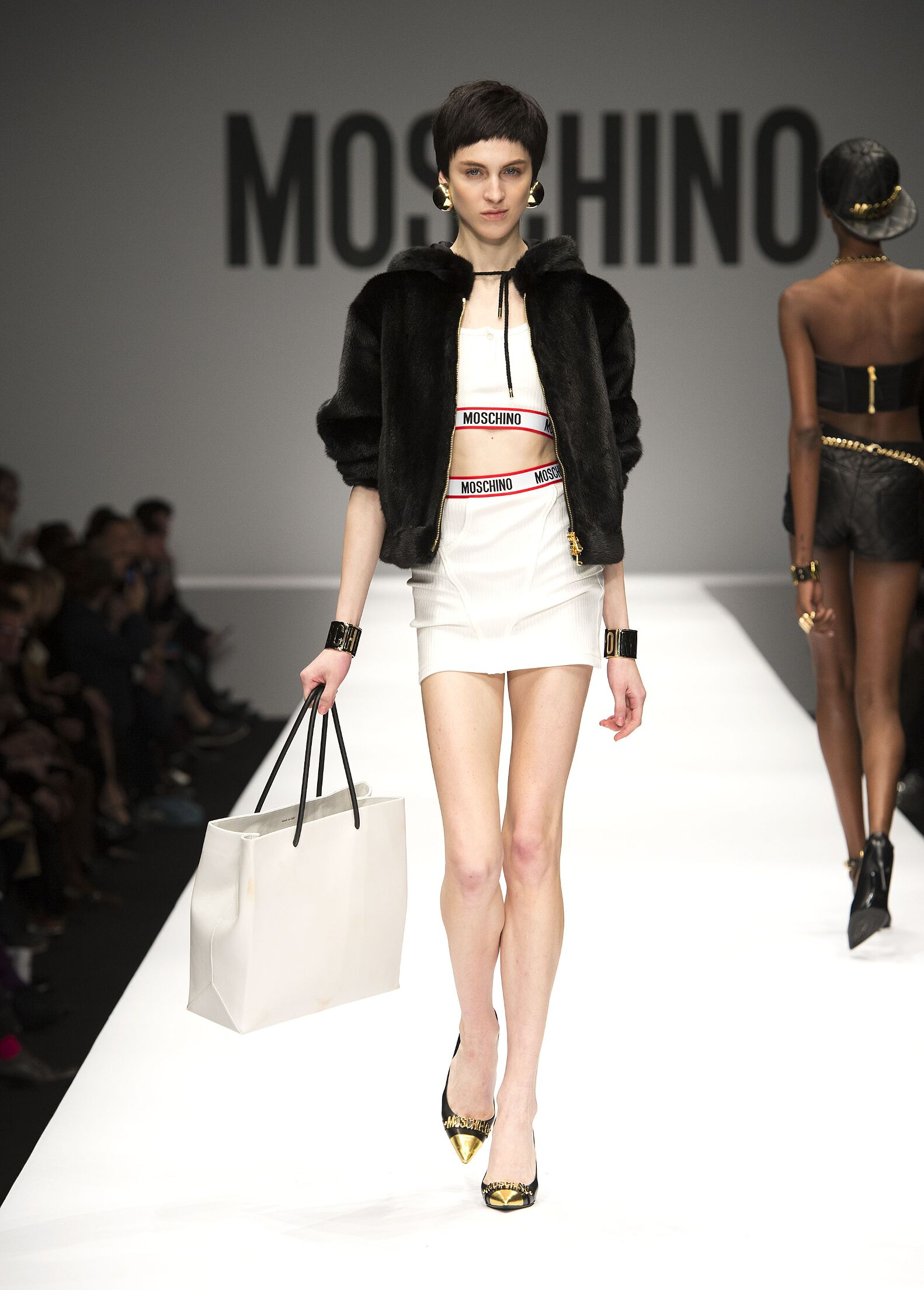 Fall Fashion 2014 2015 Moschino