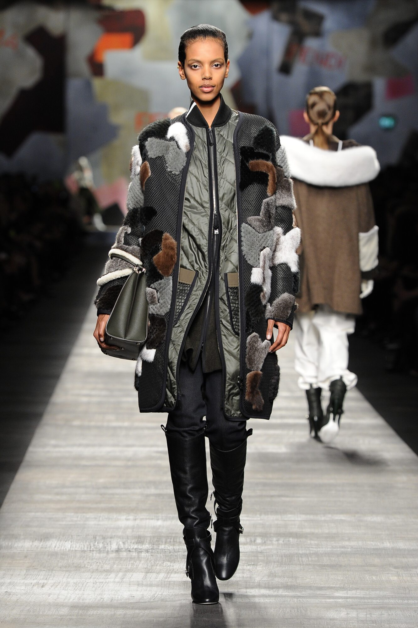 Fall Fendi Fashion Woman