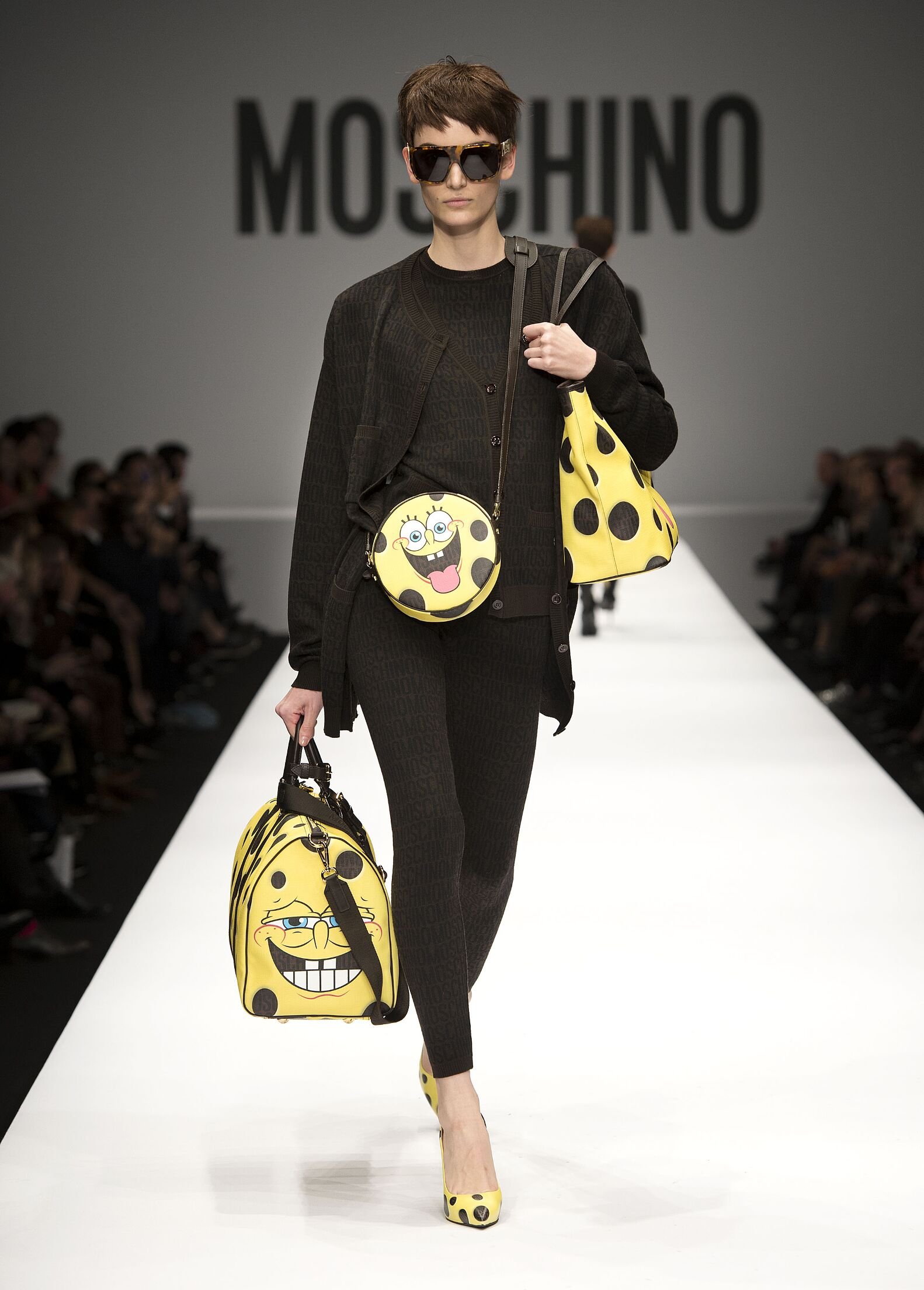 Fall Moschino Fashion Woman