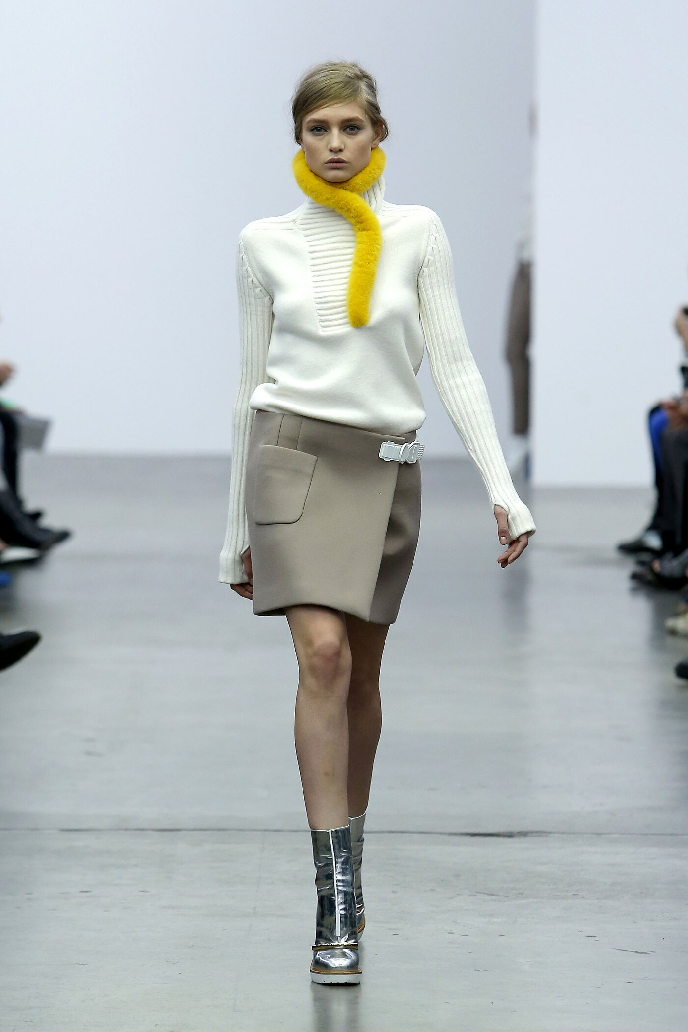 Fall Winter 2014 15 Fashion Women's Collection Iceberg
