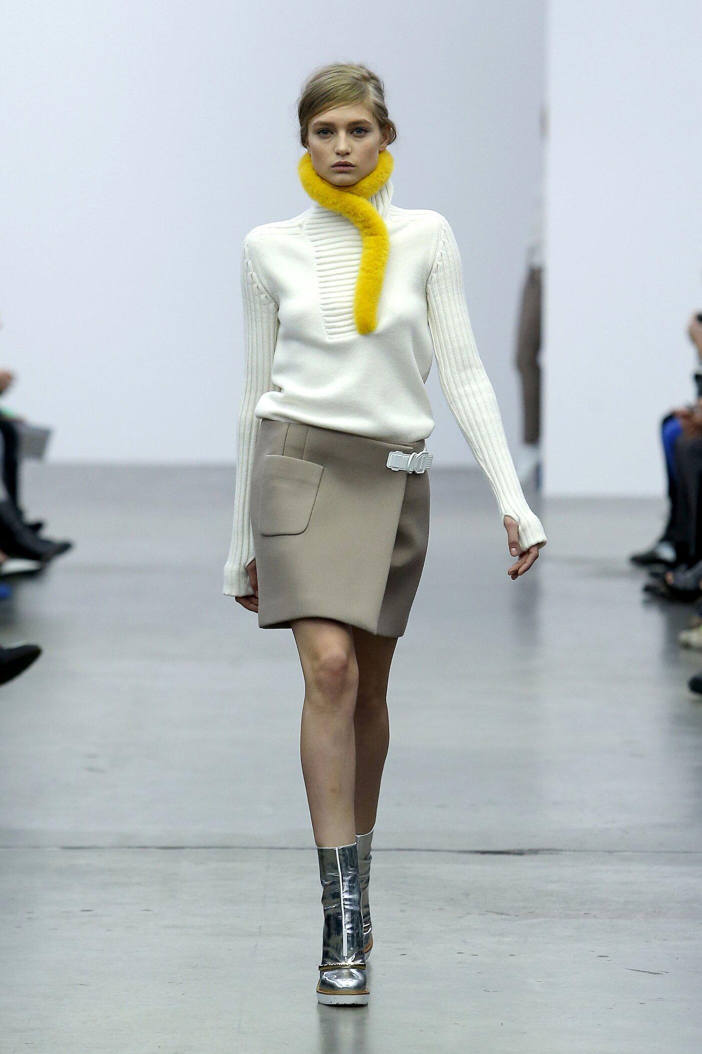 Fall Winter 2014 15 Fashion Women's Collection Iceberg