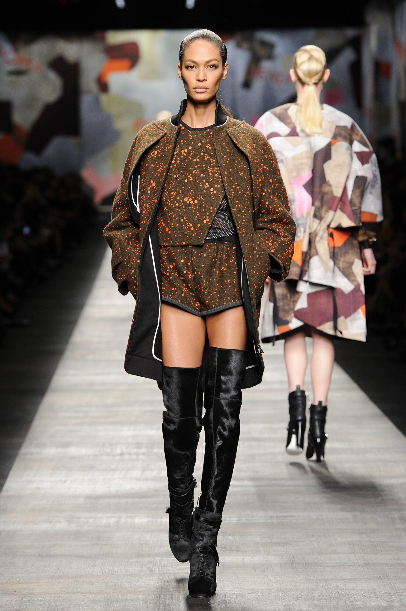 Fashion Show FW 2014 2015 Fendi