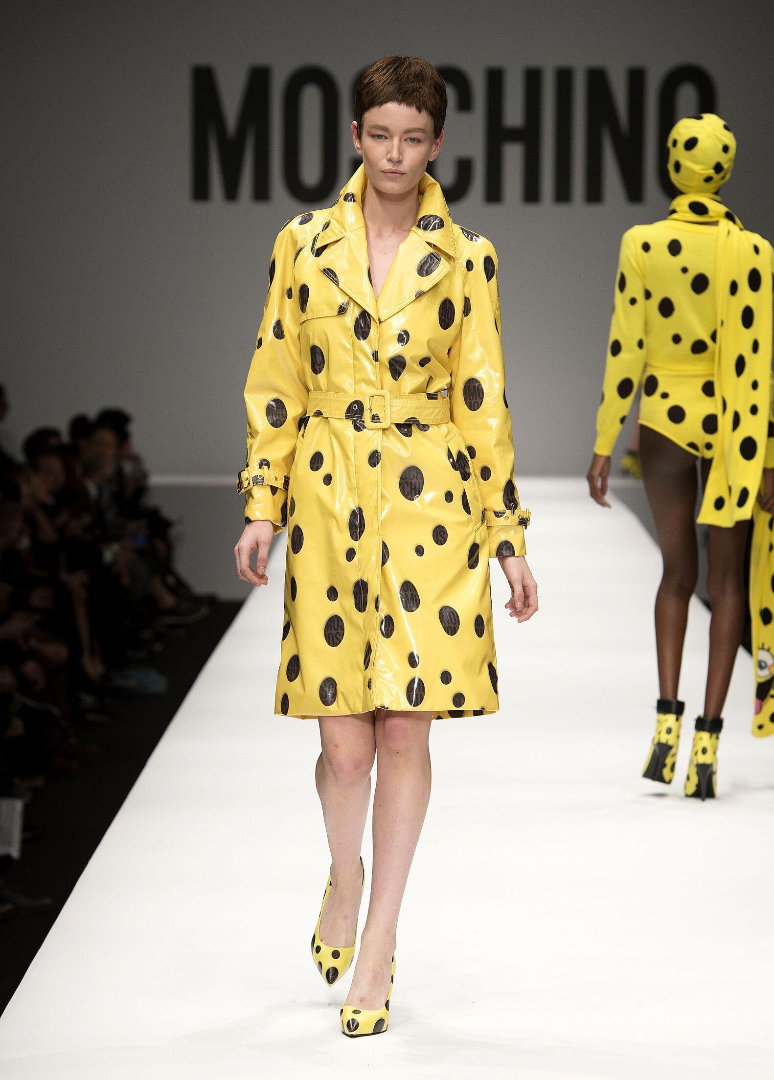 Fashion Trends Moschino