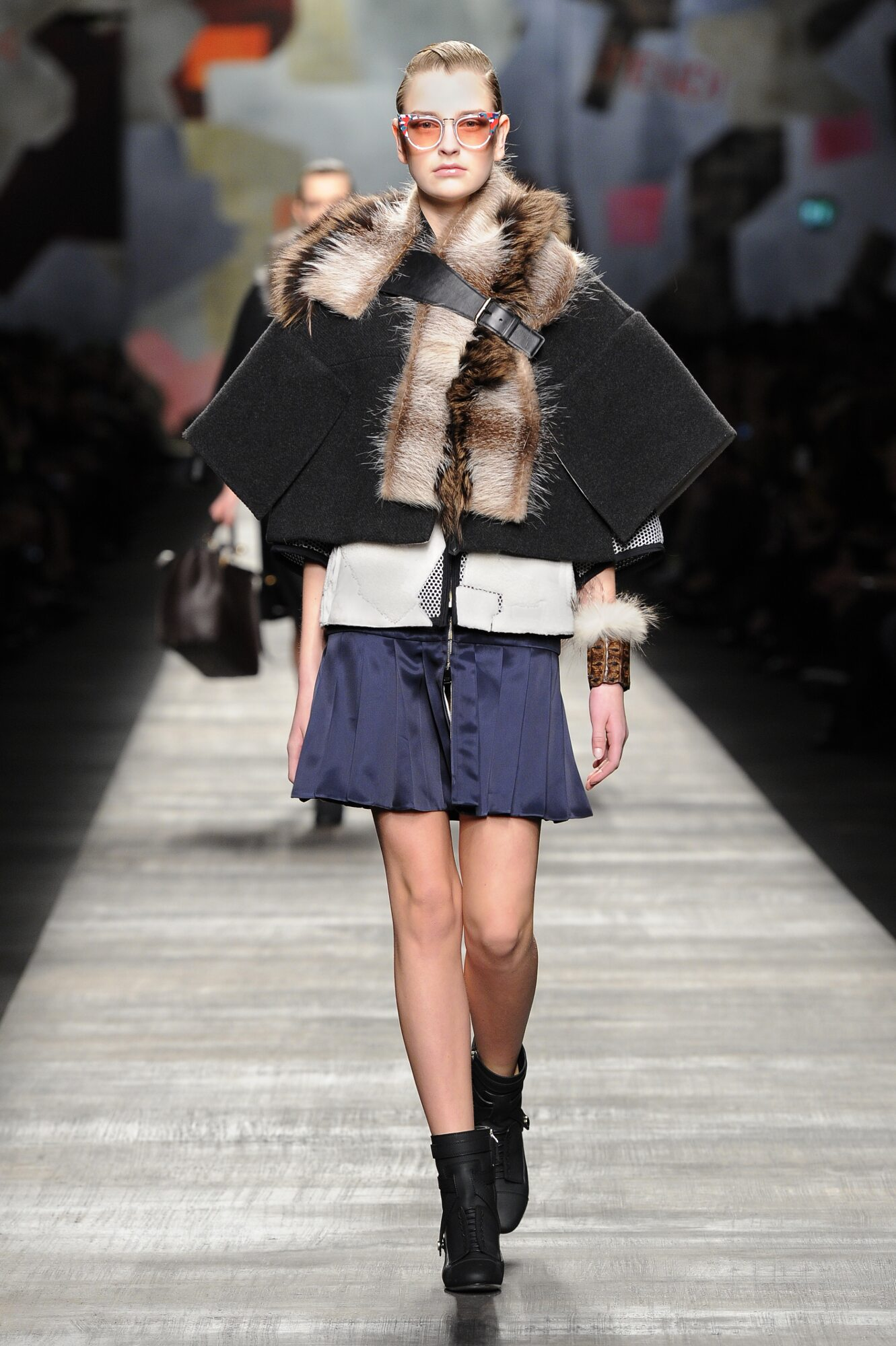 Fashion Winter Trends 2014 2015 Fendi
