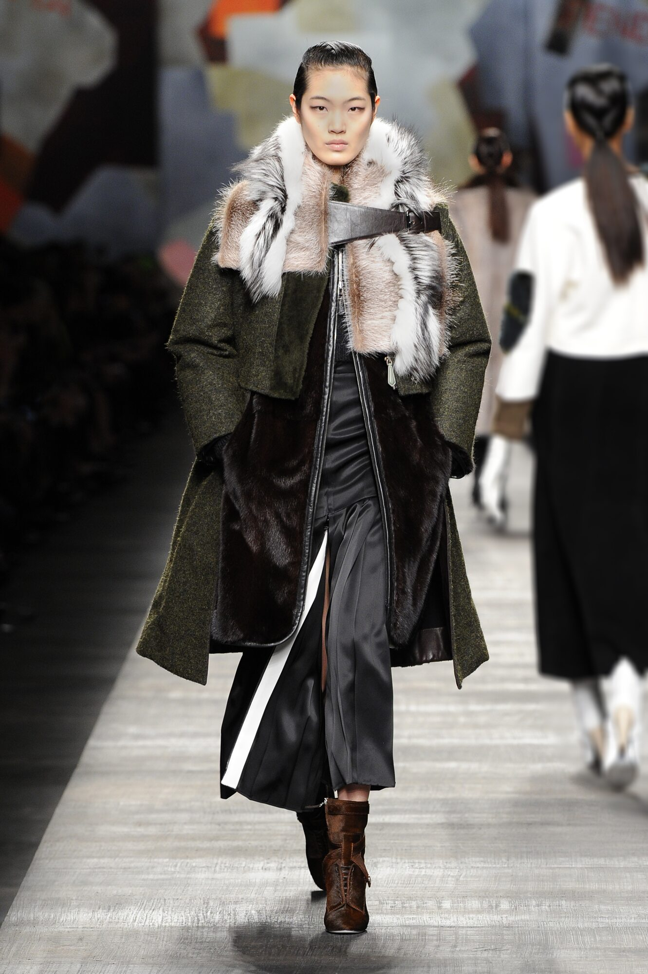 Fendi Fall Winter 2014