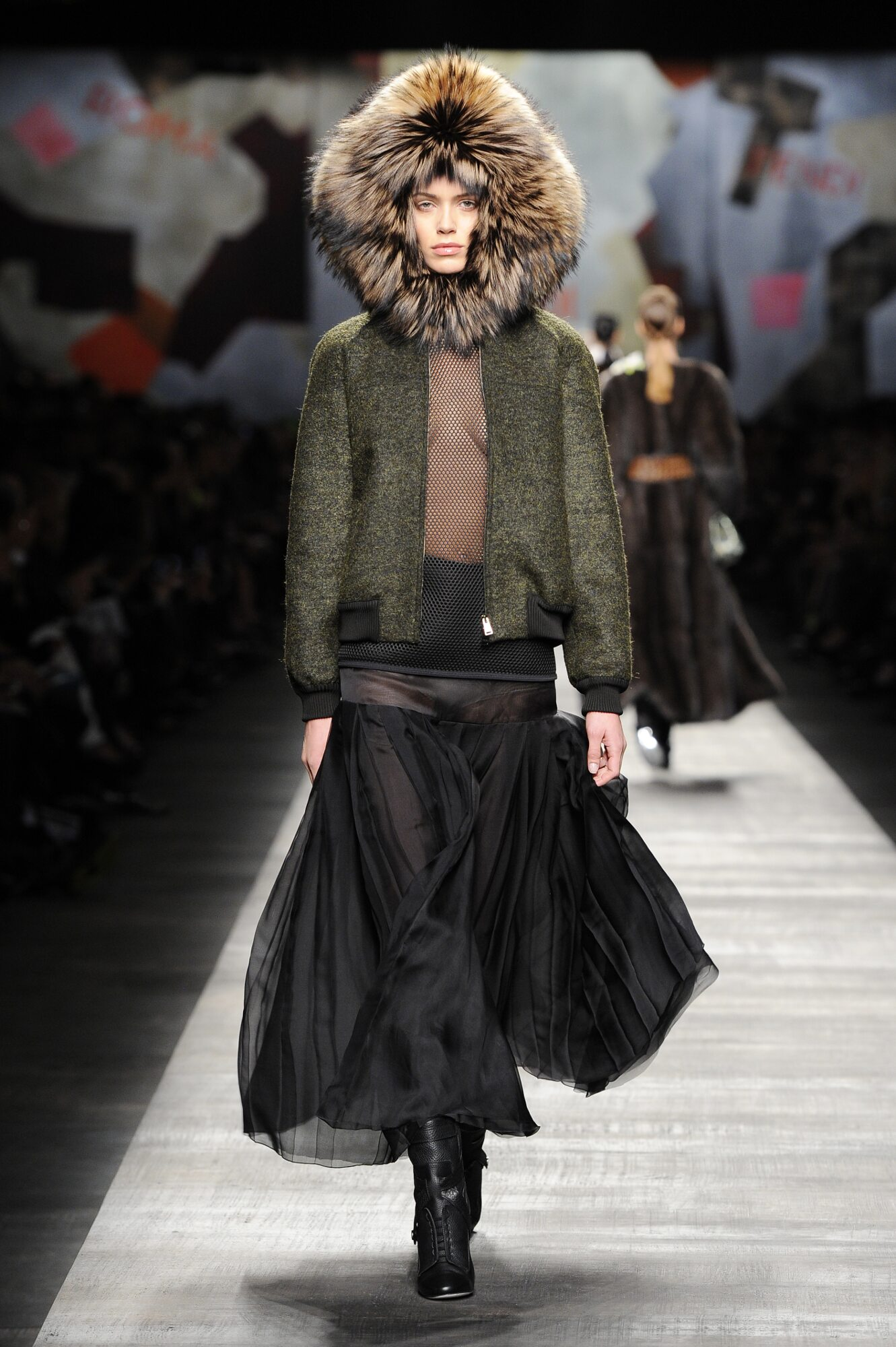 Fendi Milano Fashion Week Womenswear