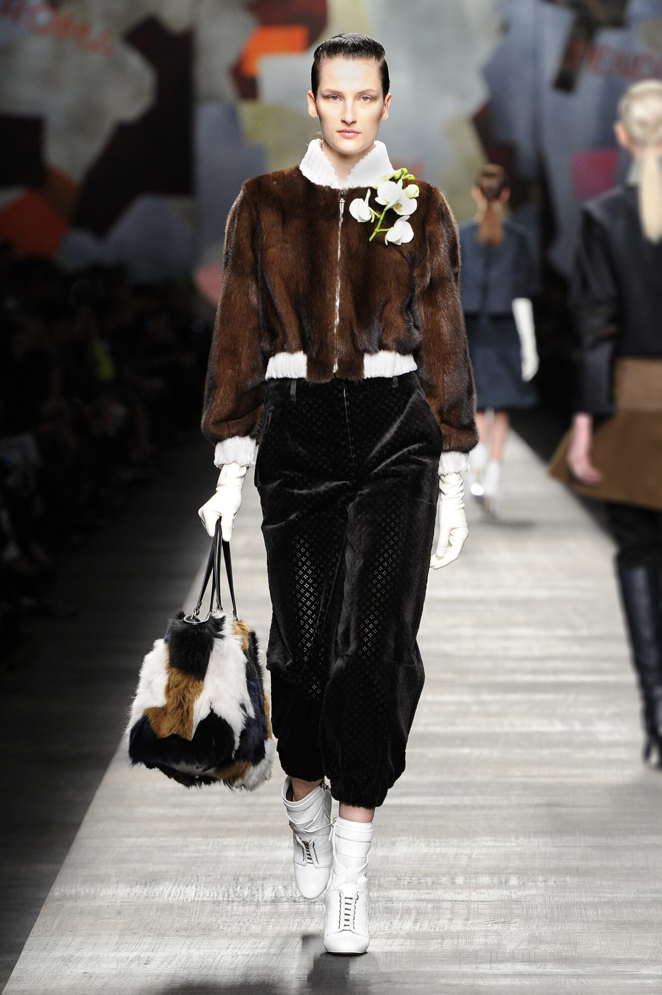 Fendi Milano Fashion Week