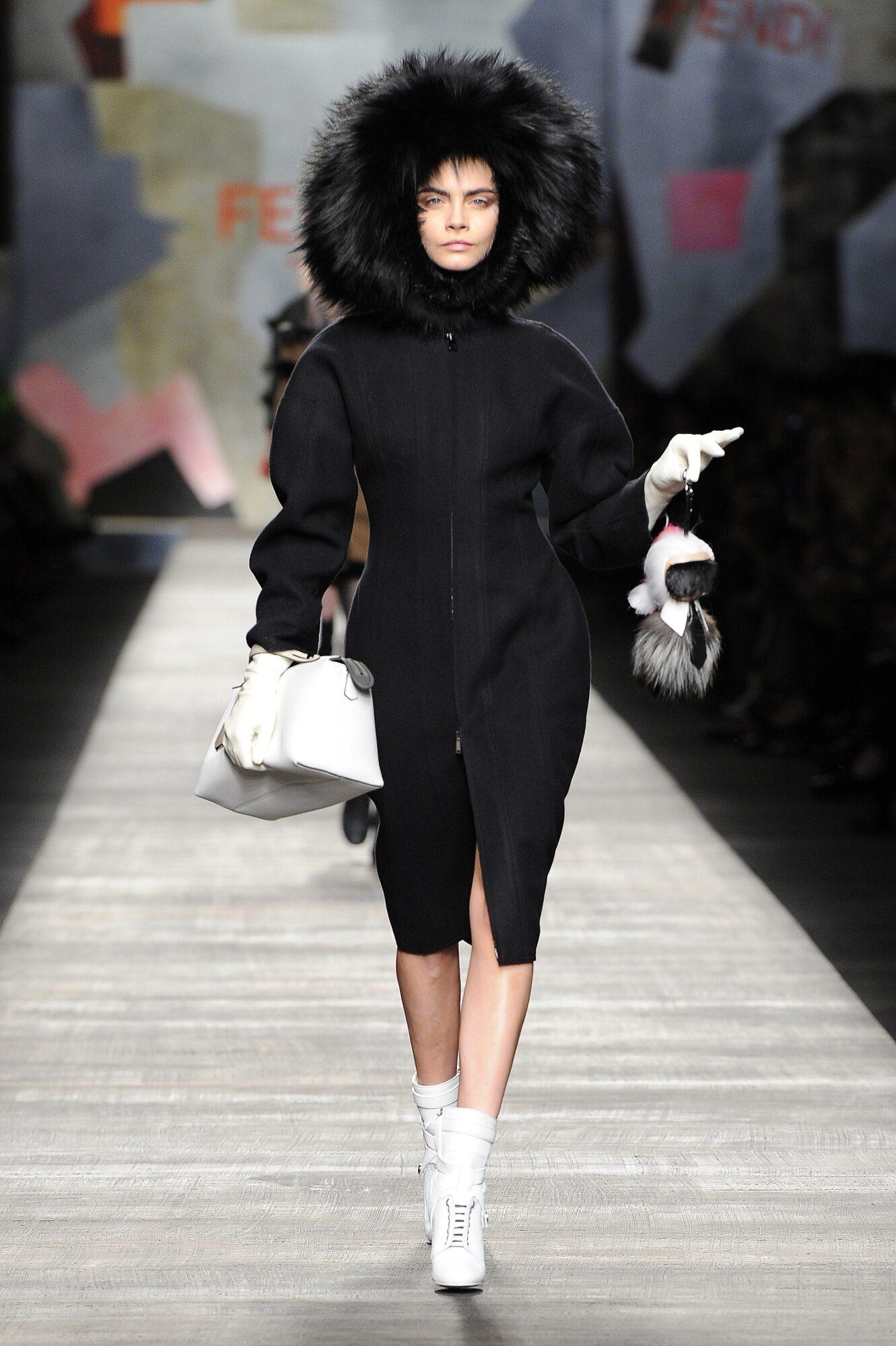 Fendi Woman Milano Fashion Week
