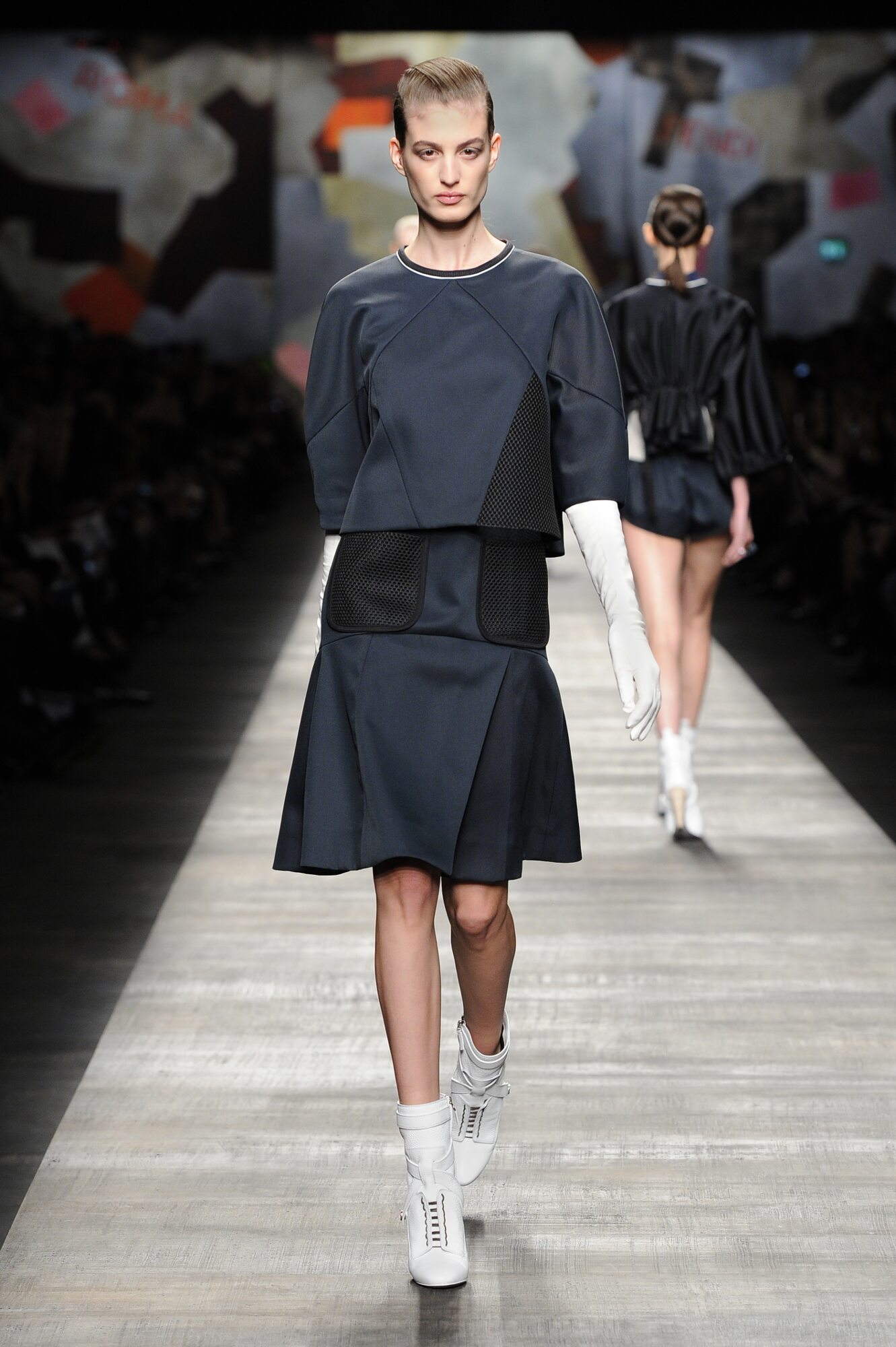 Fendi Women's Collection 2014 2015