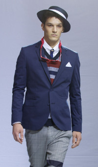 FRANKIE MORELLO SPRING SUMMER 2014 MEN'S COLLECTION – MILANO FASHION WEEK