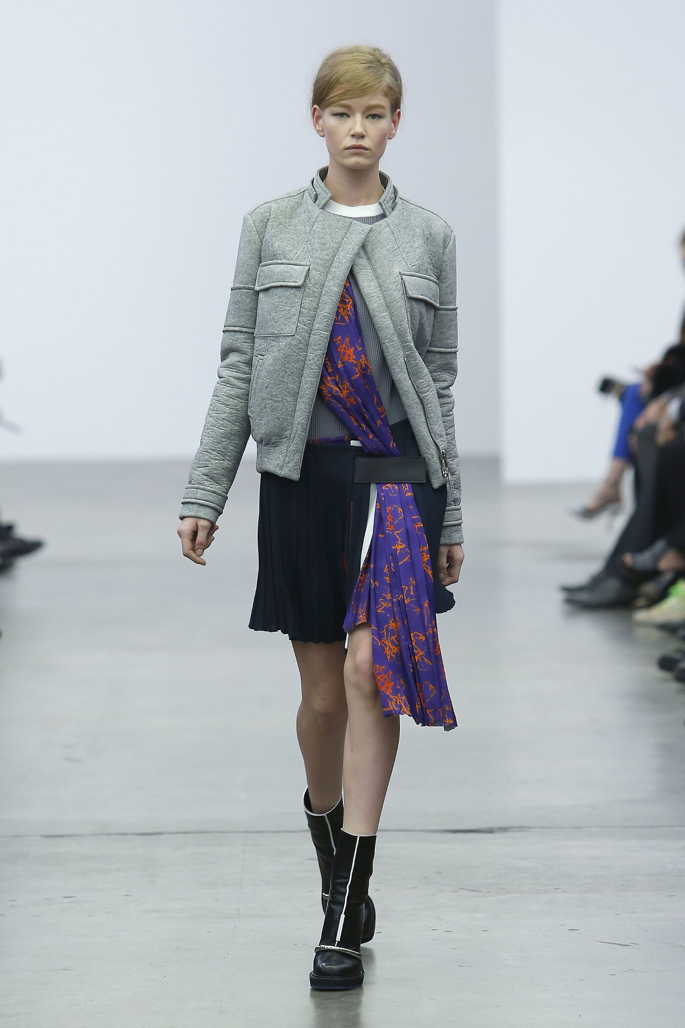 Iceberg Fall 2014 Catwalk