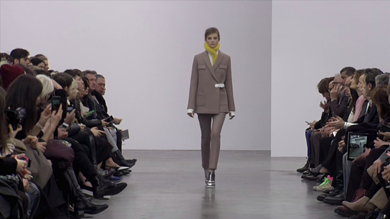 Iceberg Fall Winter 2014-15 Women's Fashion Show - Milano Fashion Week