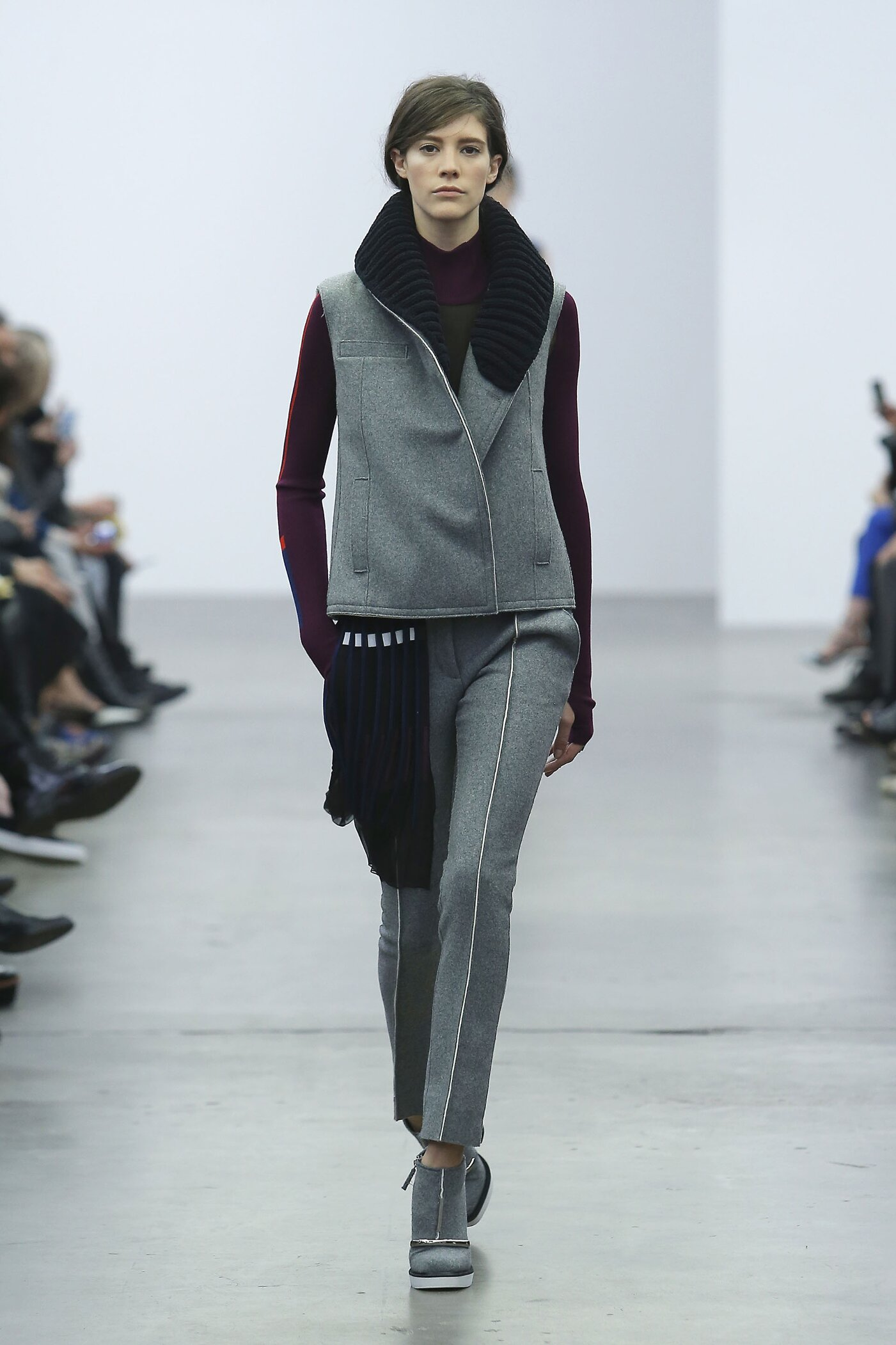Iceberg Fall Winter 2014 15 Womens Collection Milano Fashion Week