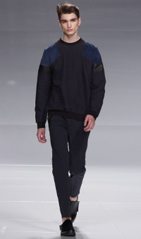 ICEBERG SPRING SUMMER 2014 MEN'S COLLECTION – MILANO FASHION WEEK