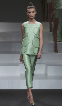 JO NO FUI SPRING SUMMER 2014 WOMEN'S COLLECTION – MILANO FASHION WEEK