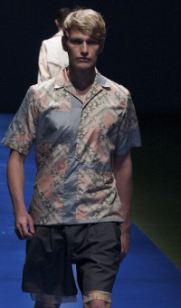 KOLOR SPRING SUMMER 2014 MEN'S COLLECTION – PITTI IMMAGINE UOMO