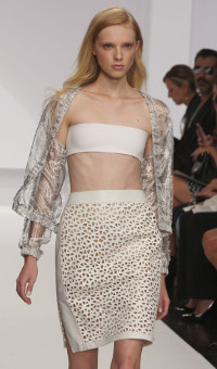 KRIZIA SPRING SUMMER 2014 WOMEN'S COLLECTION – MILANO FASHION WEEK
