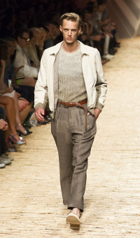 MISSONI SPRING SUMMER 2014 MEN'S COLLECTION – MILANO FASHION WEEK