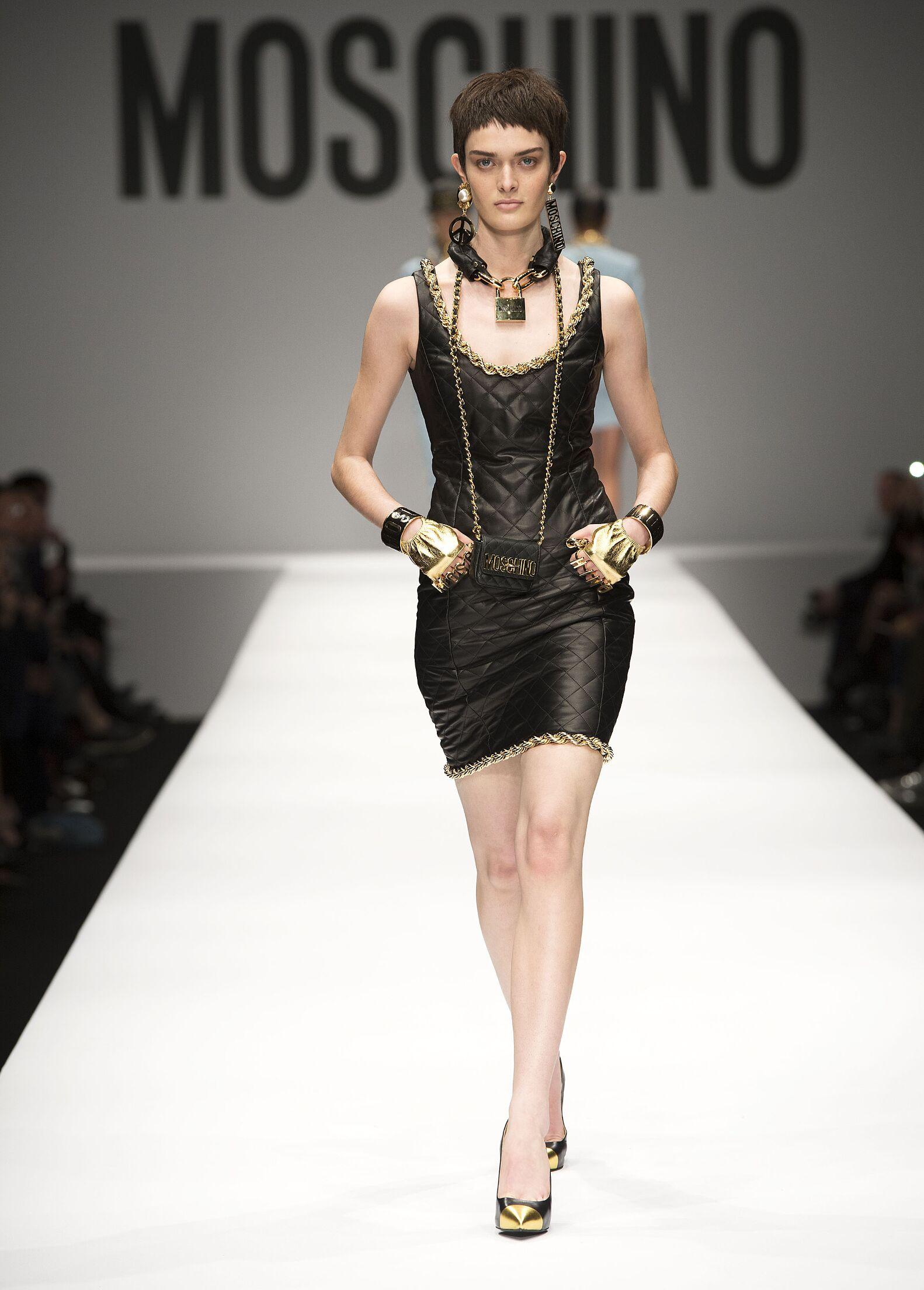 Moschino Catwalk