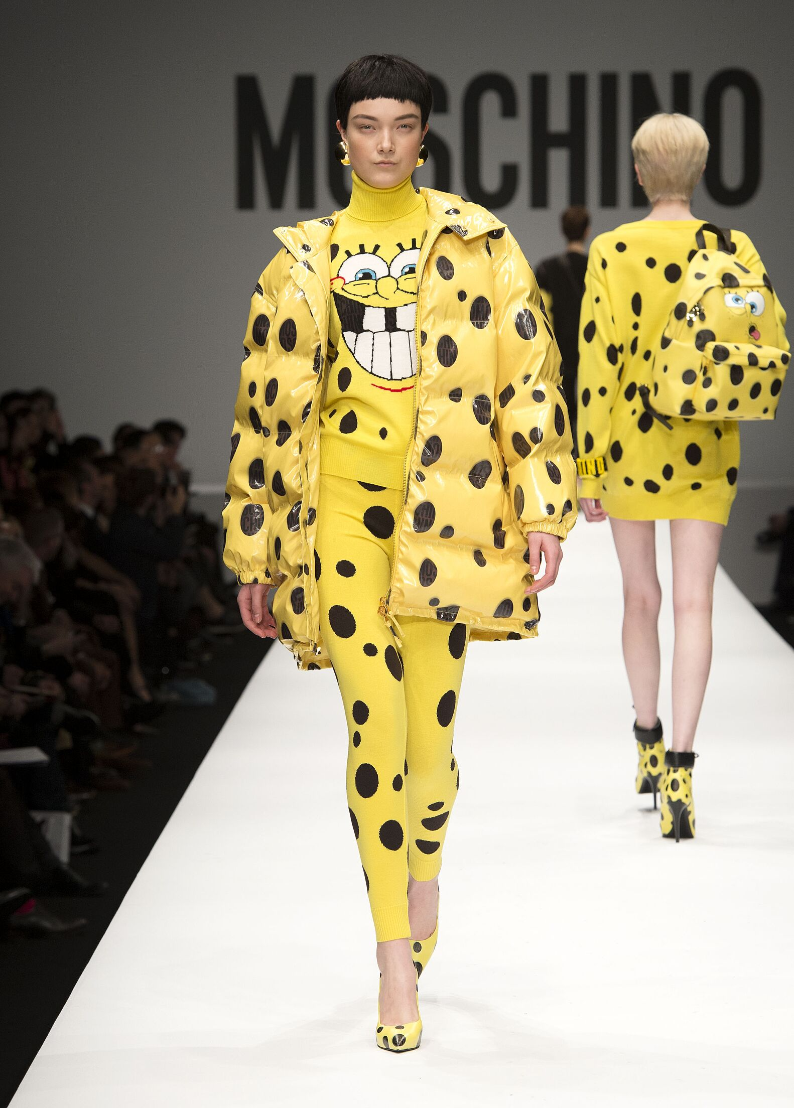 Moschino Fashion Show FW 2014 2015