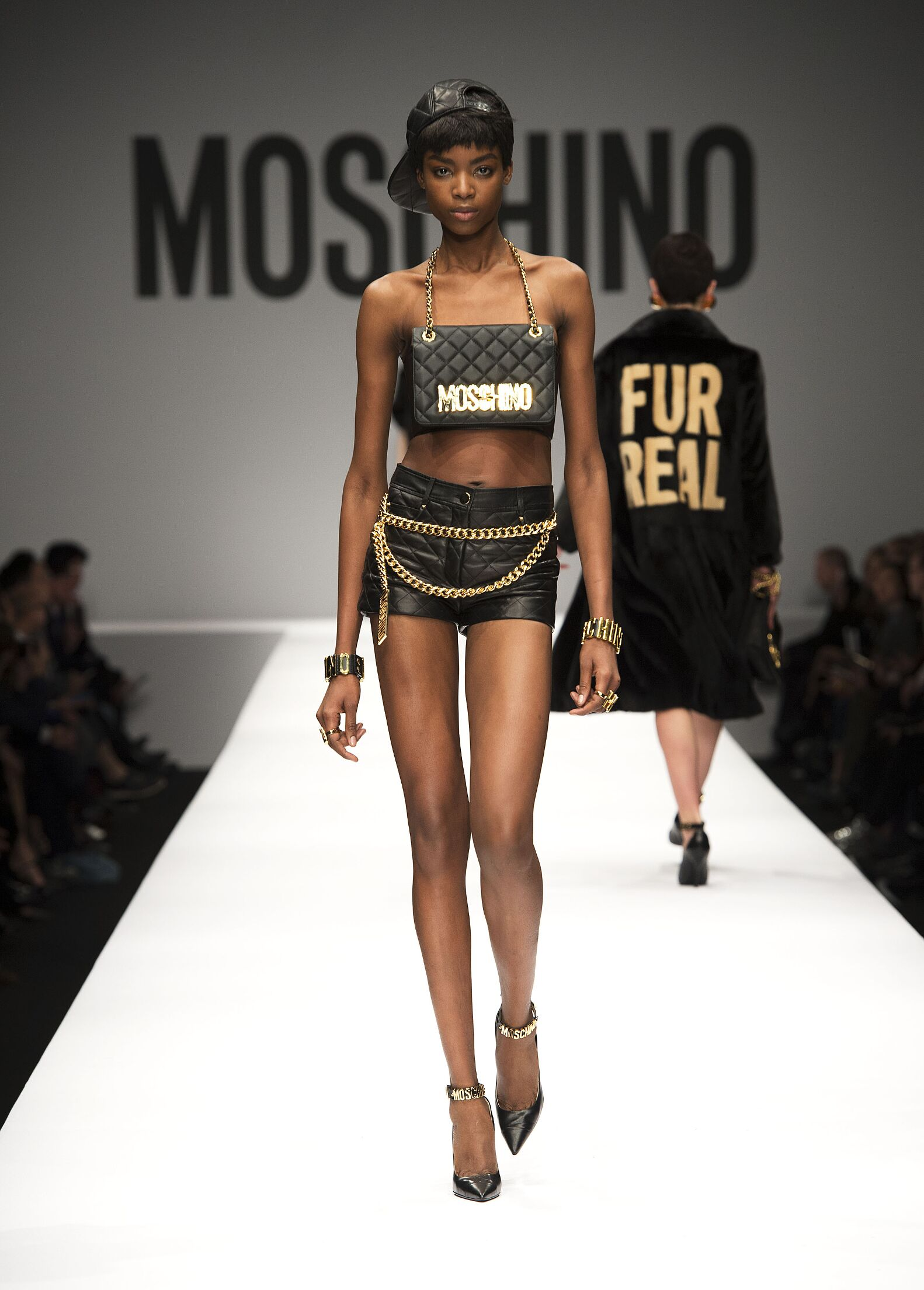 Moschino Milano Fashion Week Womenswear