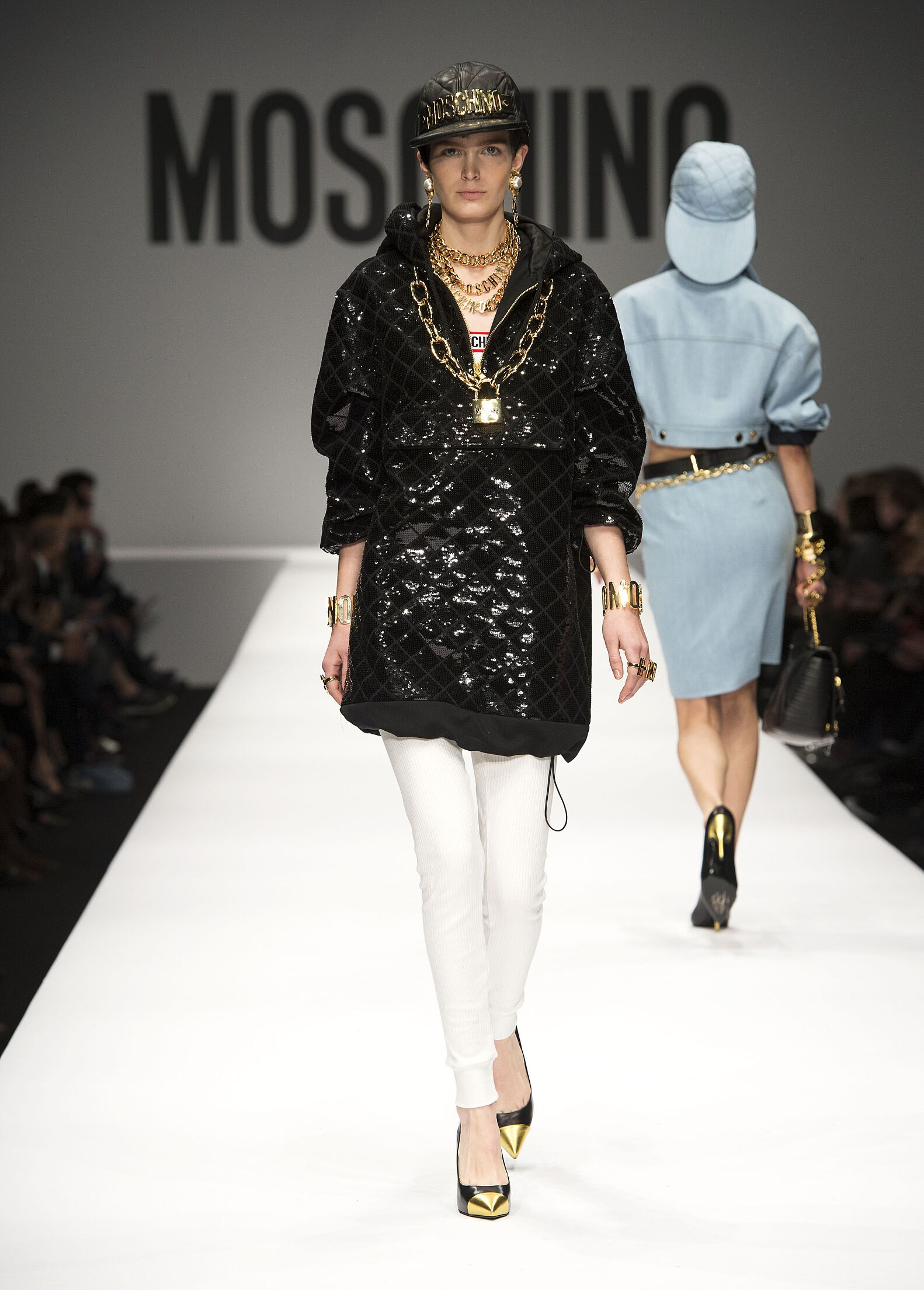 Moschino Milano Fashion Week