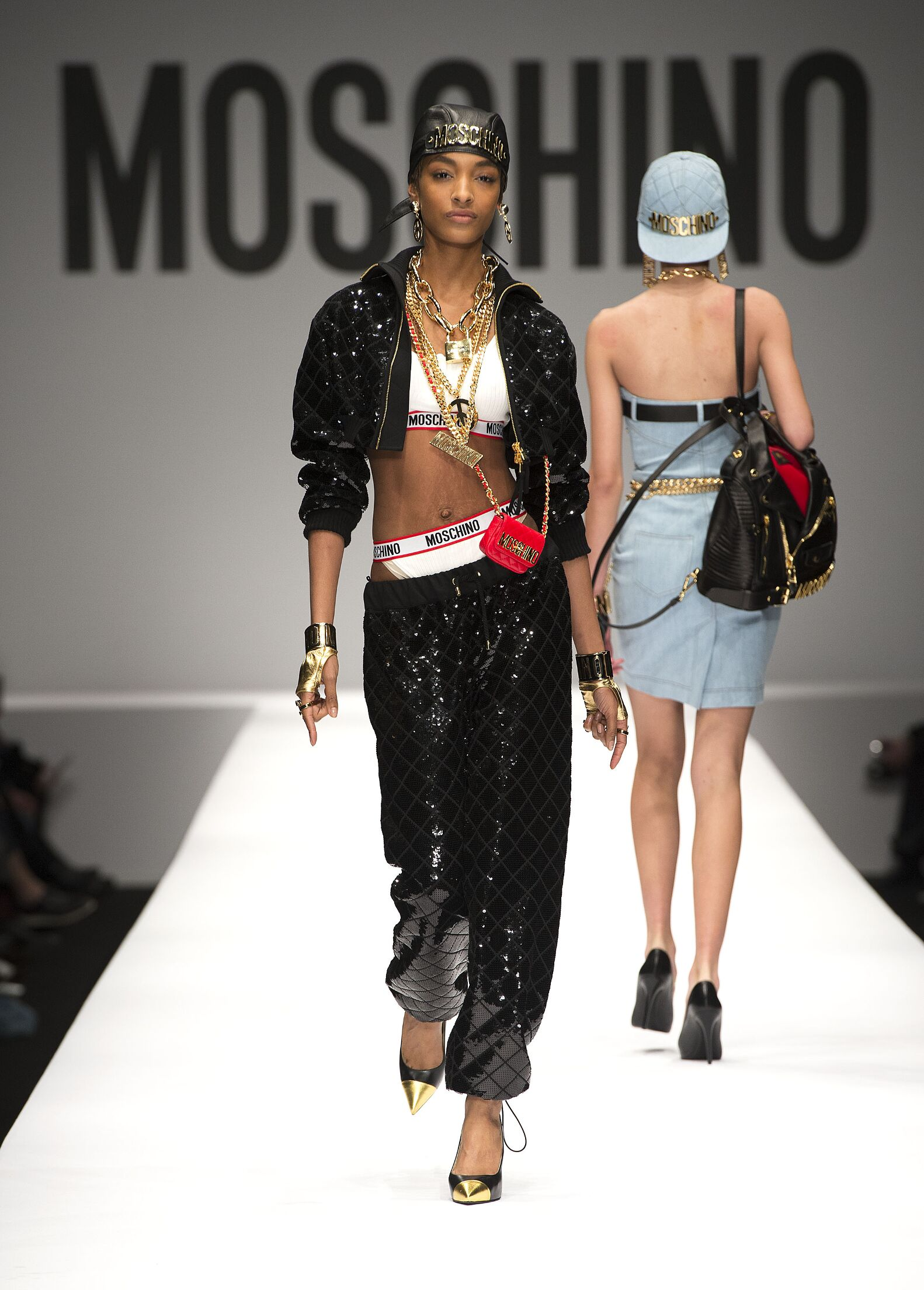 Moschino Women's Collection 2014 2015