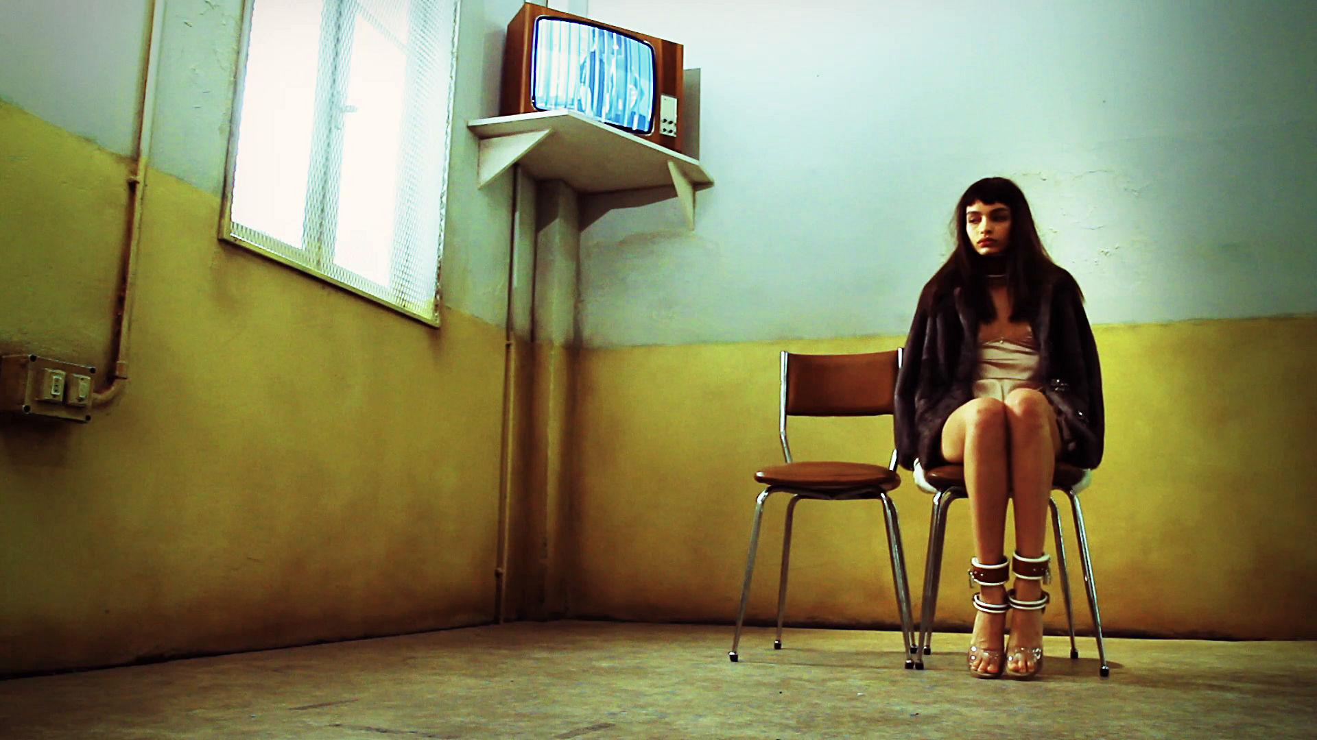 #Perturbedwonderful Dsquared2 Fall Winter 2014-15 Womenswear Backstage