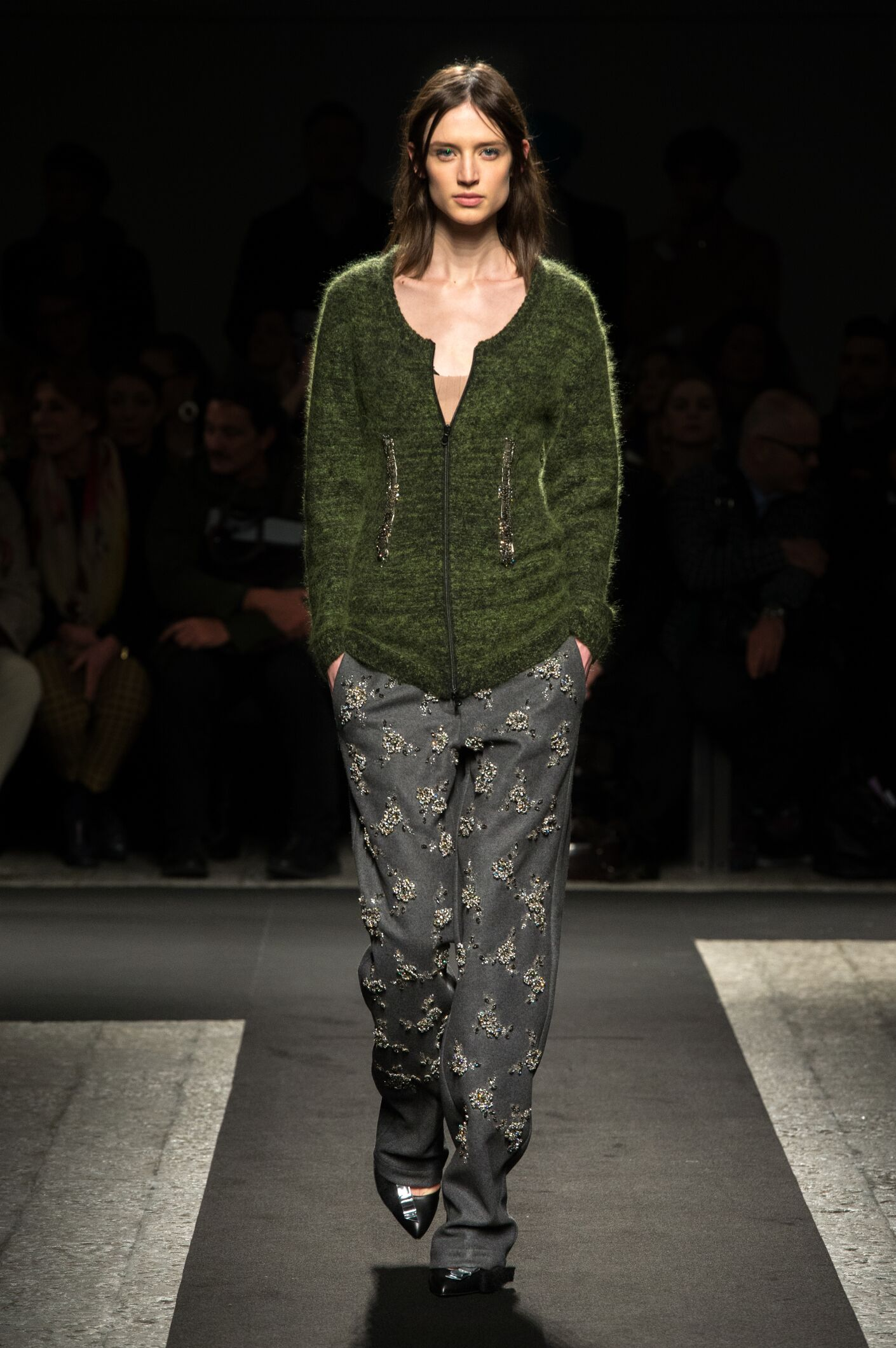 Runway N°21 Fall Winter 2014 15 Women's Collection Milan Fashion Week