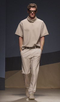 TRUSSARDI SPRING SUMMER 2014 MEN'S COLLECTION – MILANO FASHION WEEK