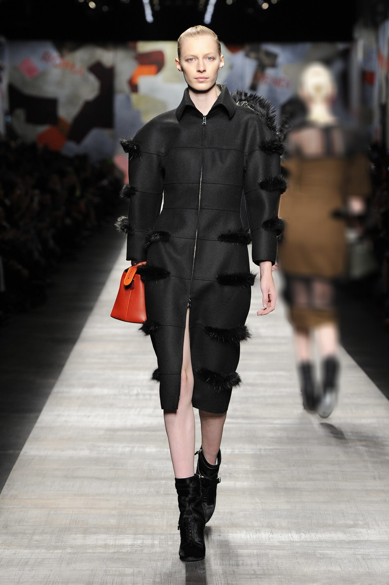 Winter 2014 Fashion Show Fendi