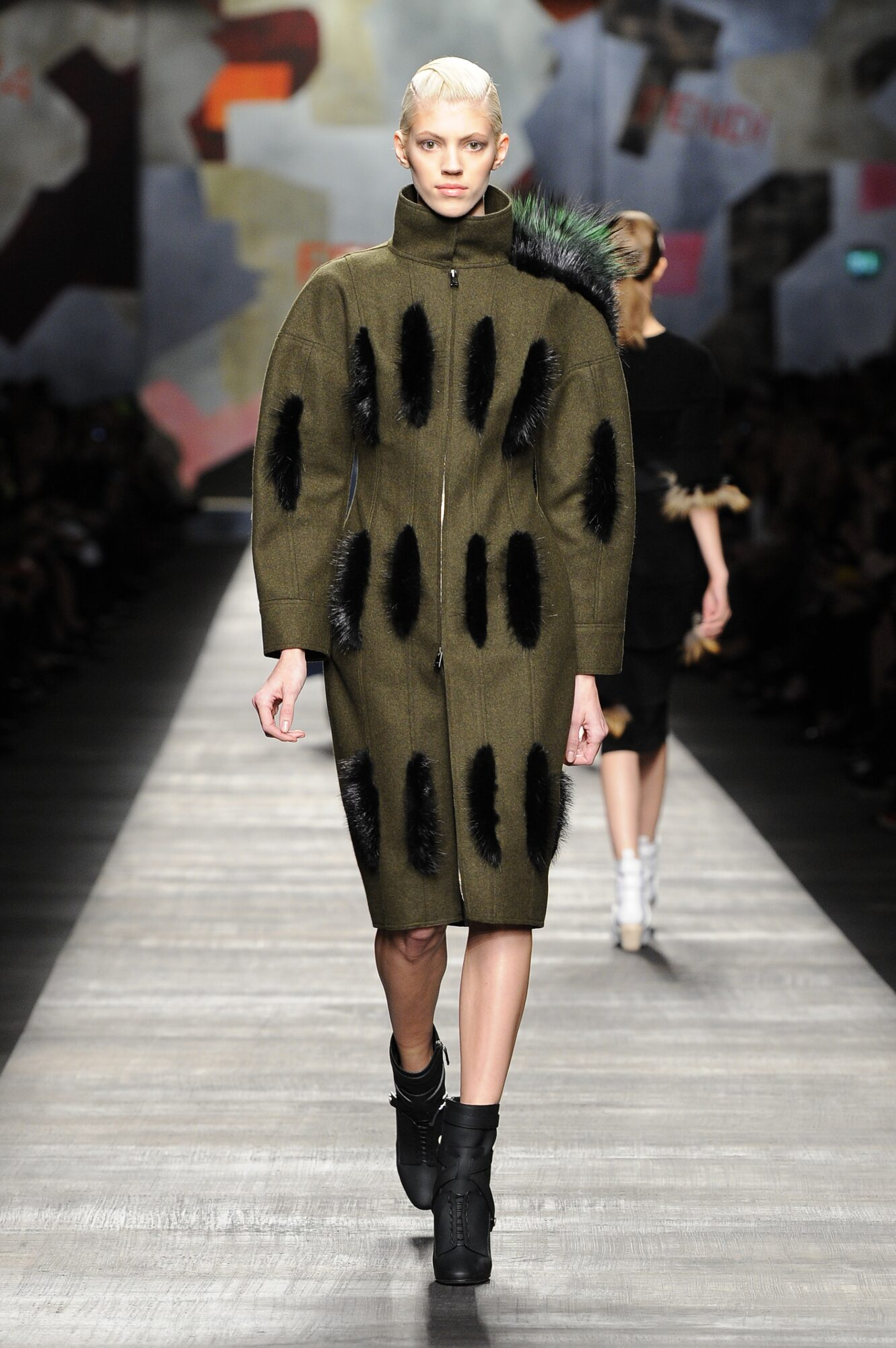 Winter 2014 Fashion Trends Fendi