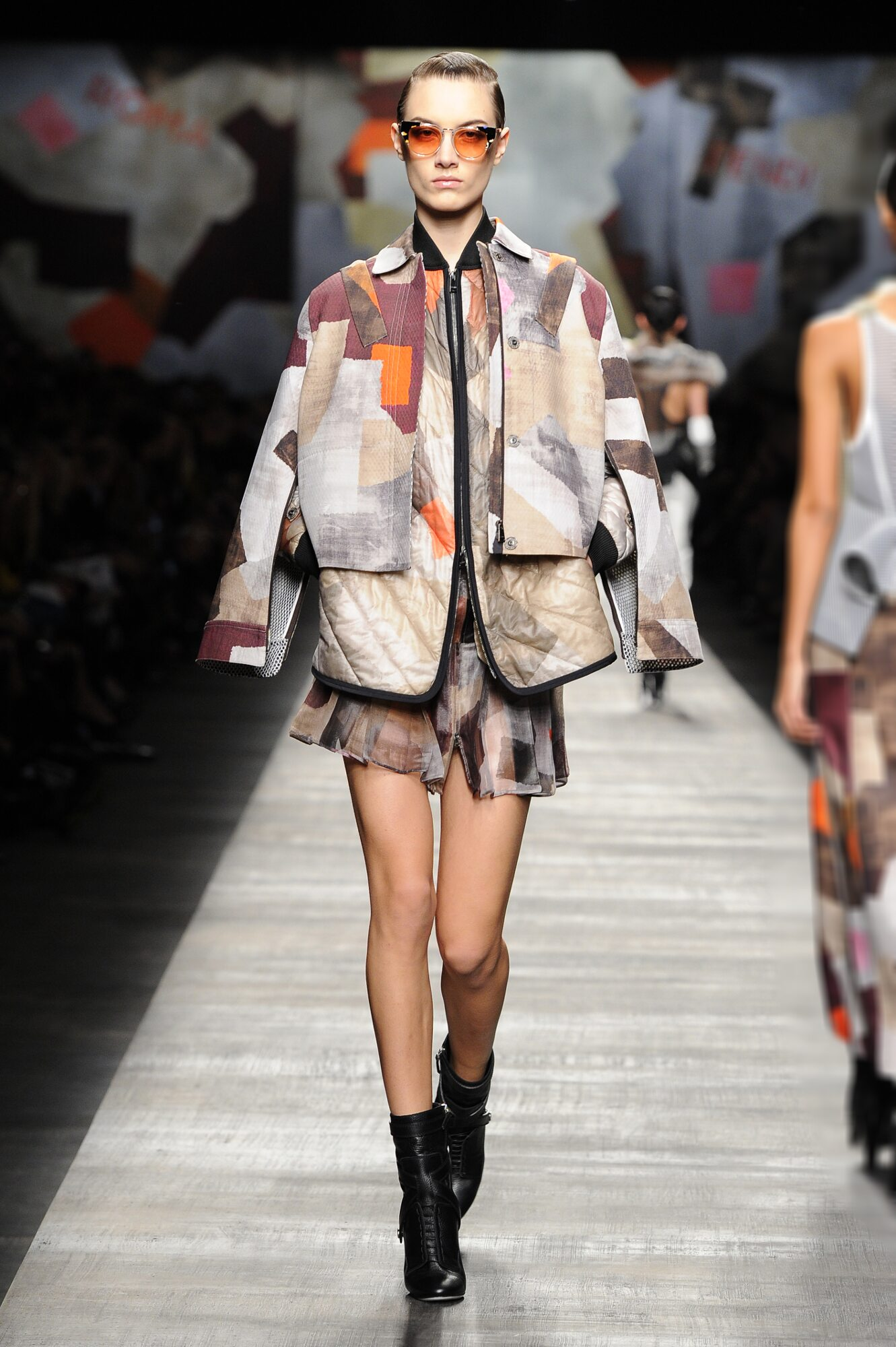 Winter 2014 Runway Fendi