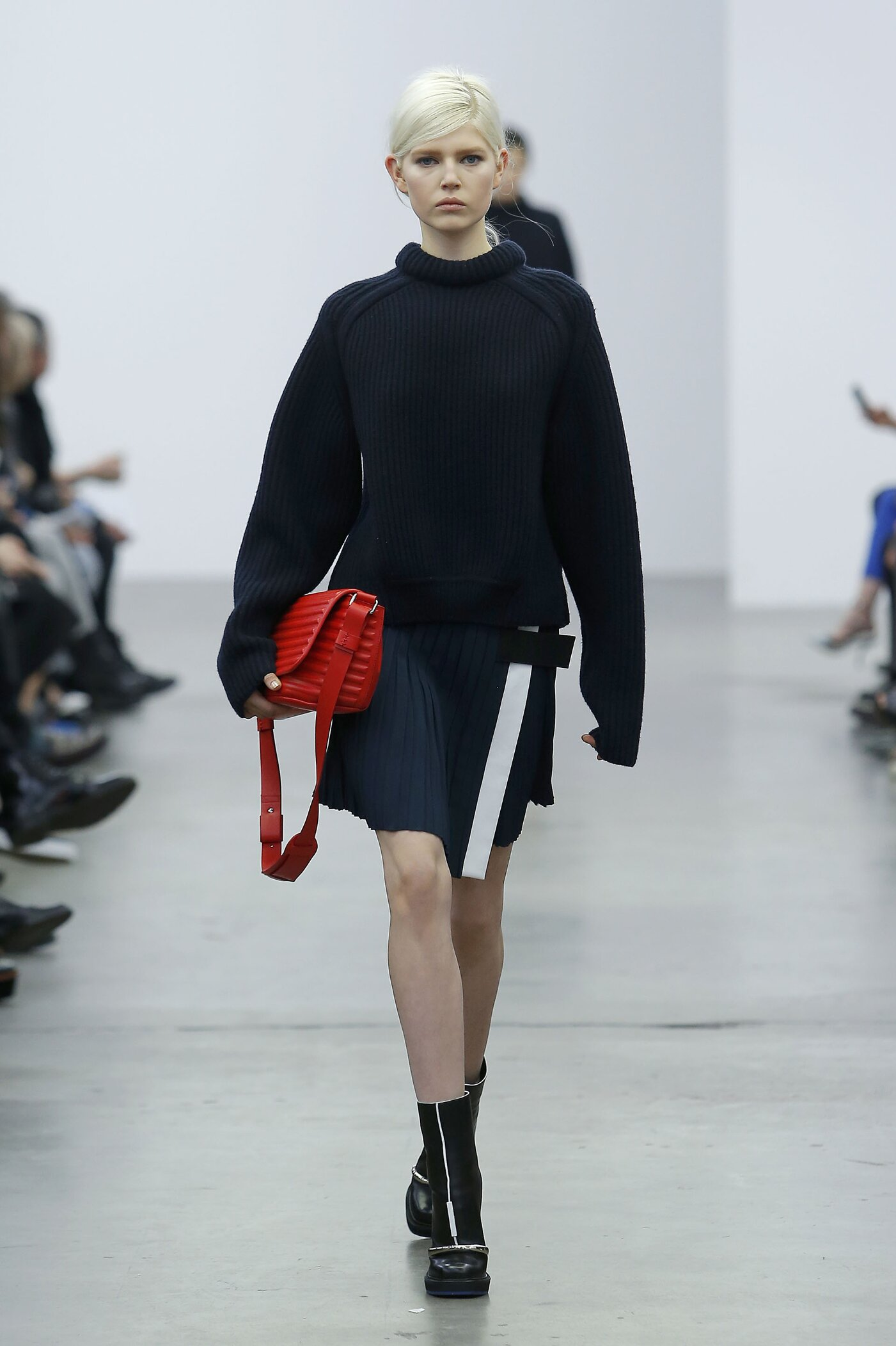 Winter 2014 Runway Iceberg